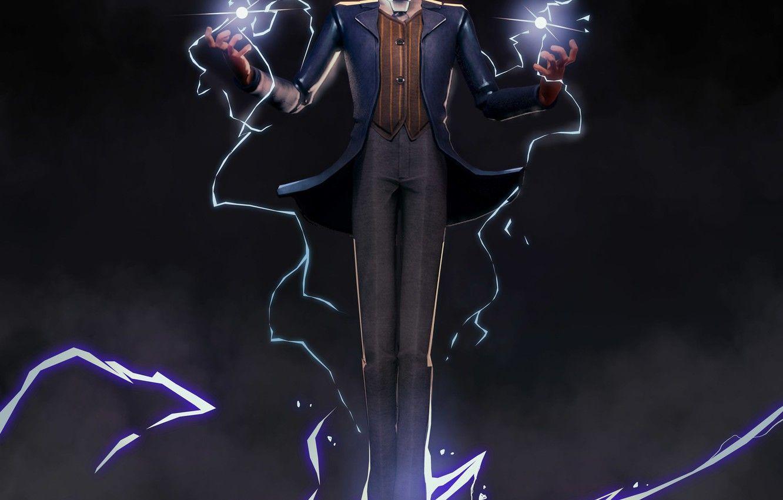 Nikola Tesla Wallpaper Hd