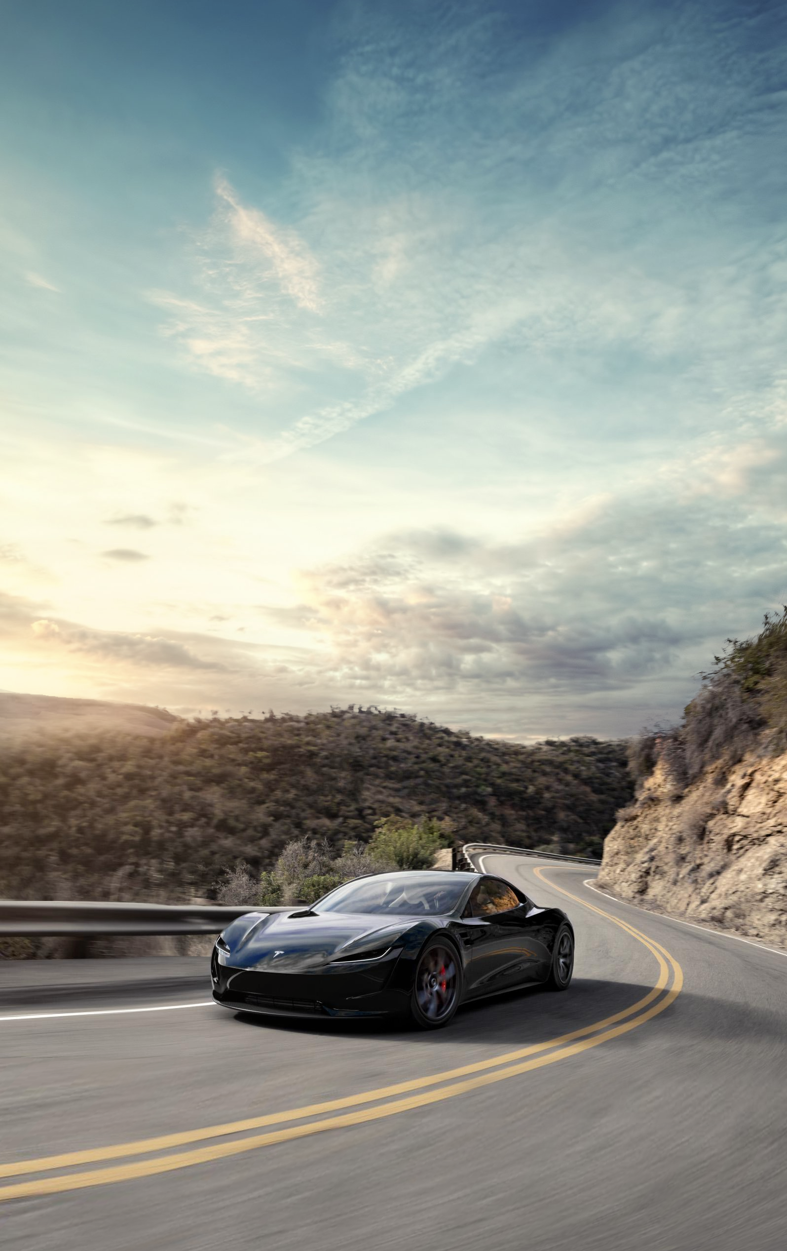 Tesla Phone Wallpapers Top Free Tesla Phone Backgrounds Wallpaperaccess