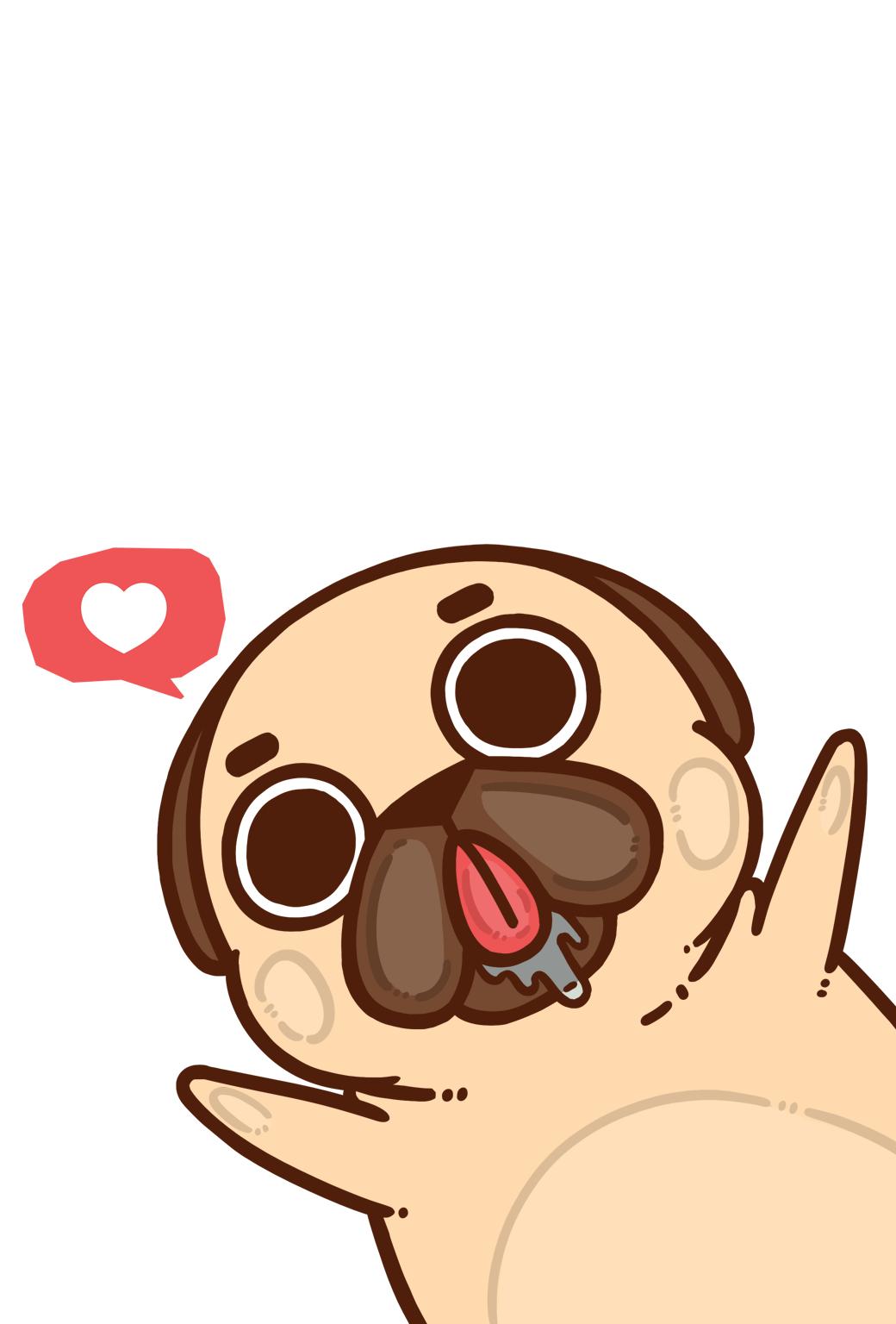 Kawaii Dog Wallpapers Top Free Kawaii Dog Backgrounds Wallpaperaccess