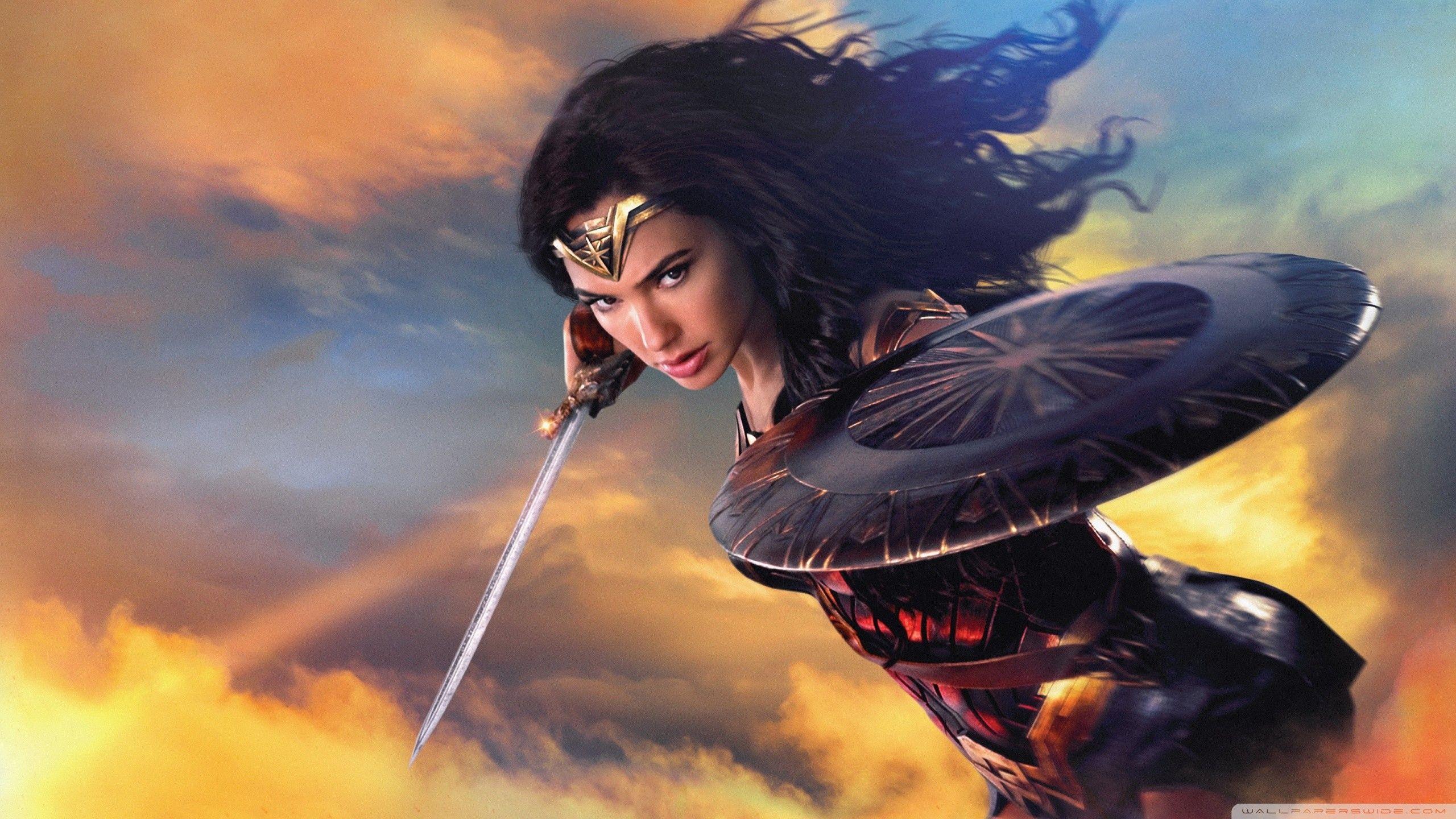 Wonder Woman Desktop Wallpapers Top Free Wonder Woman
