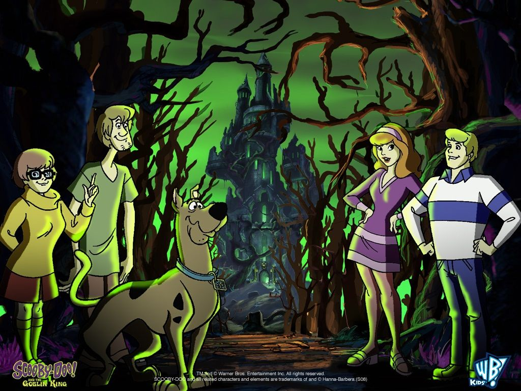 Scooby Doo Halloween Wallpapers Top Free Scooby Doo
