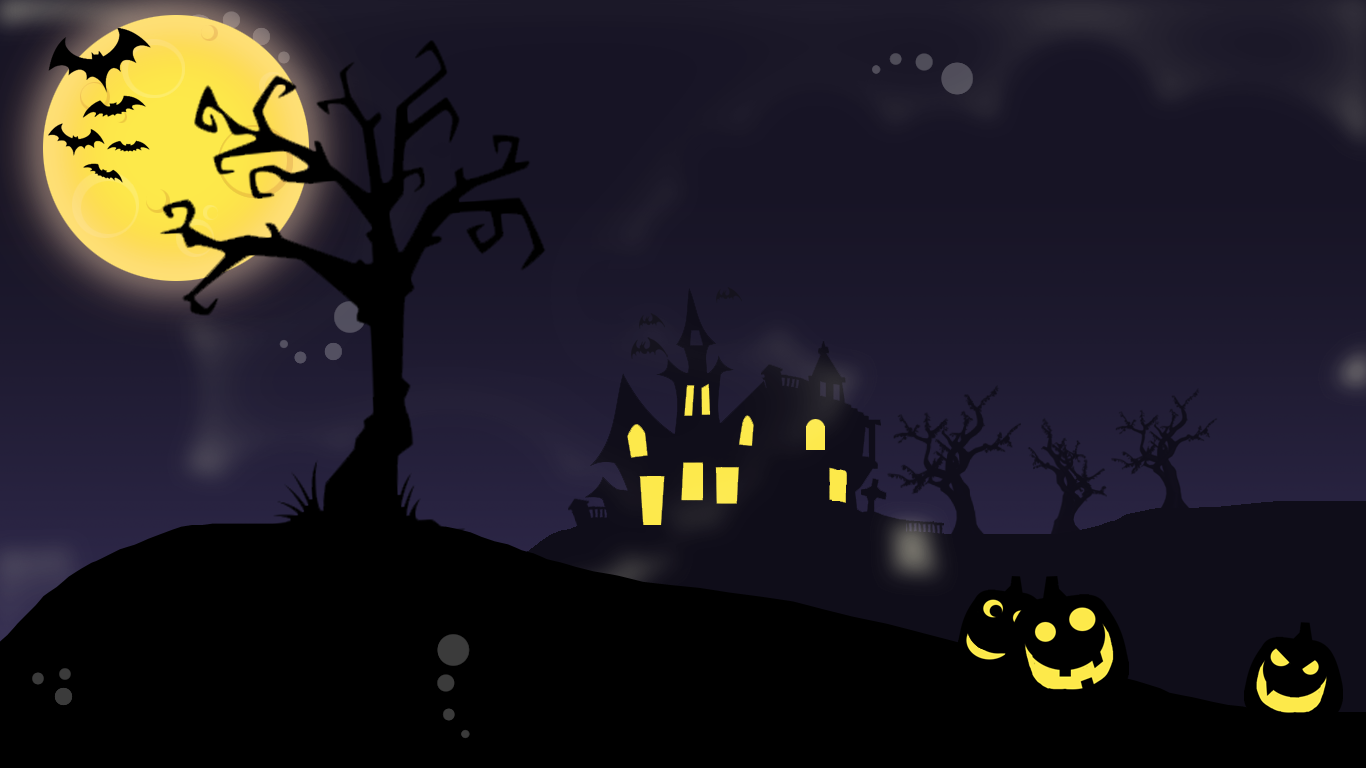 Halloween Laptop Wallpapers Top Free Halloween Laptop Backgrounds Wallpaperaccess