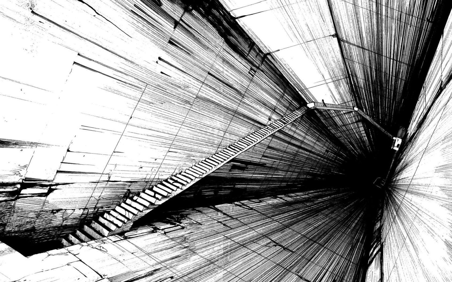 Black And White Art Wallpapers Top Free Black And White Art