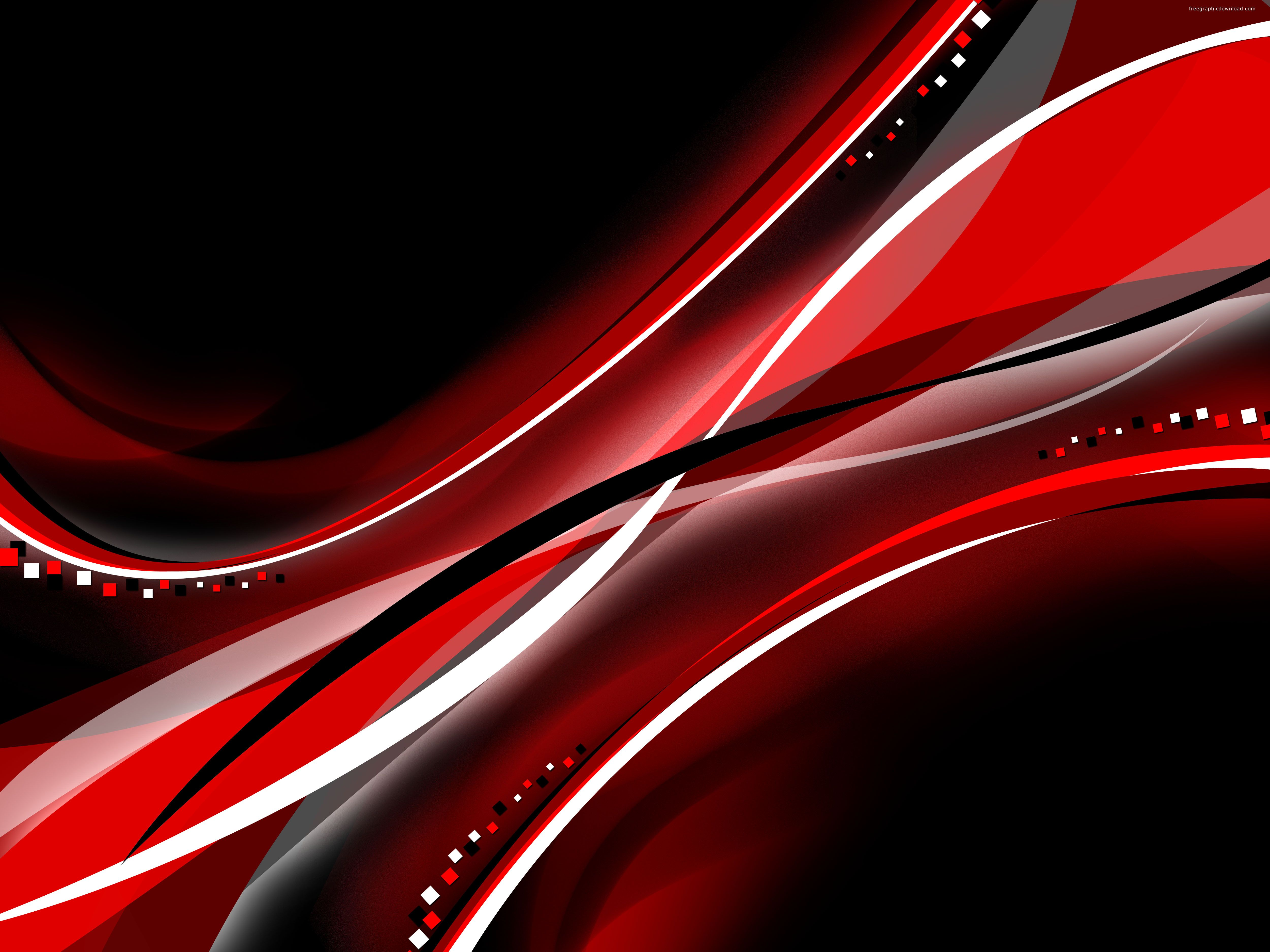 Red And Black Abstract Wallpapers Top Free Red And Black Abstract Backgrounds Wallpaperaccess