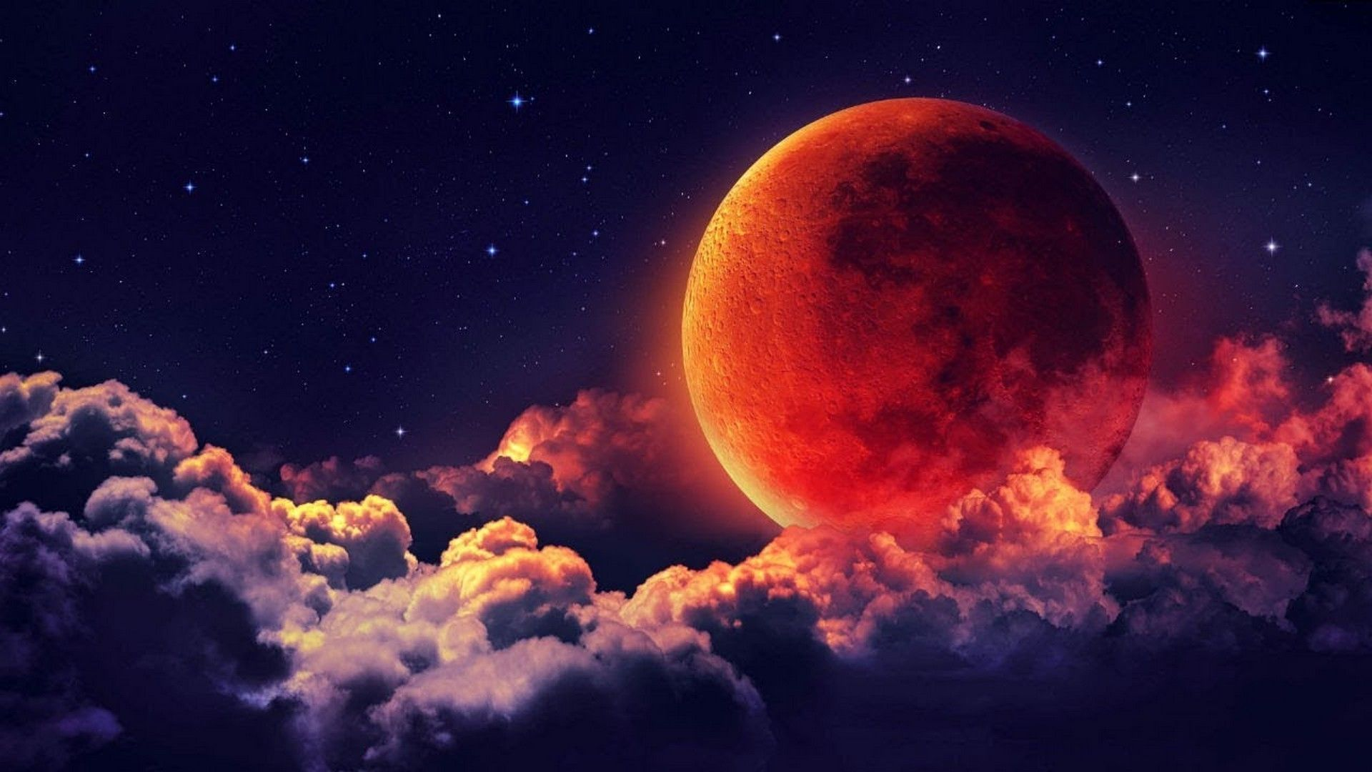 Top Free Blood Moon Backgrounds