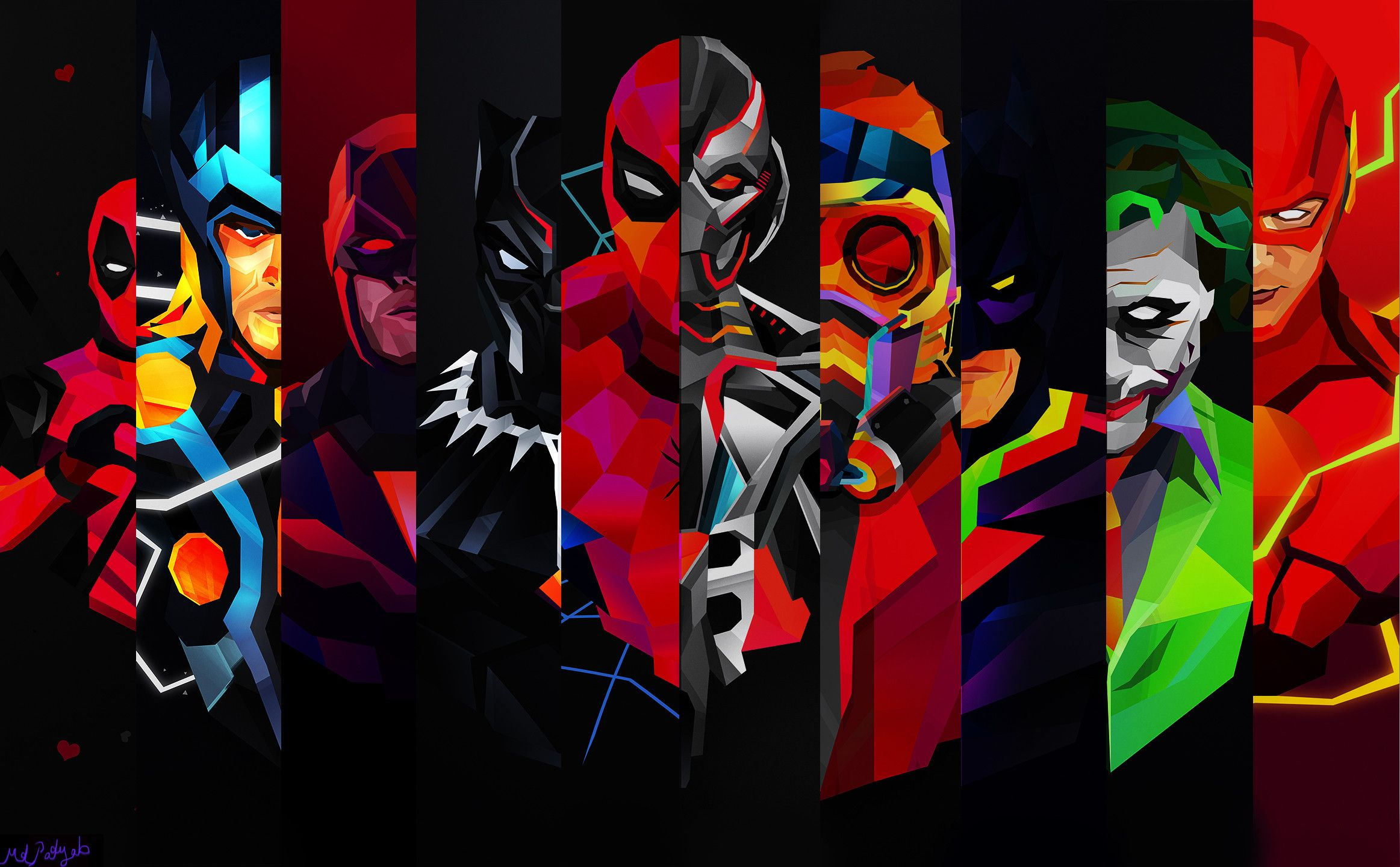 Abstract Superhero Wallpapers Top Free Abstract Superhero Backgrounds Wallpaperaccess