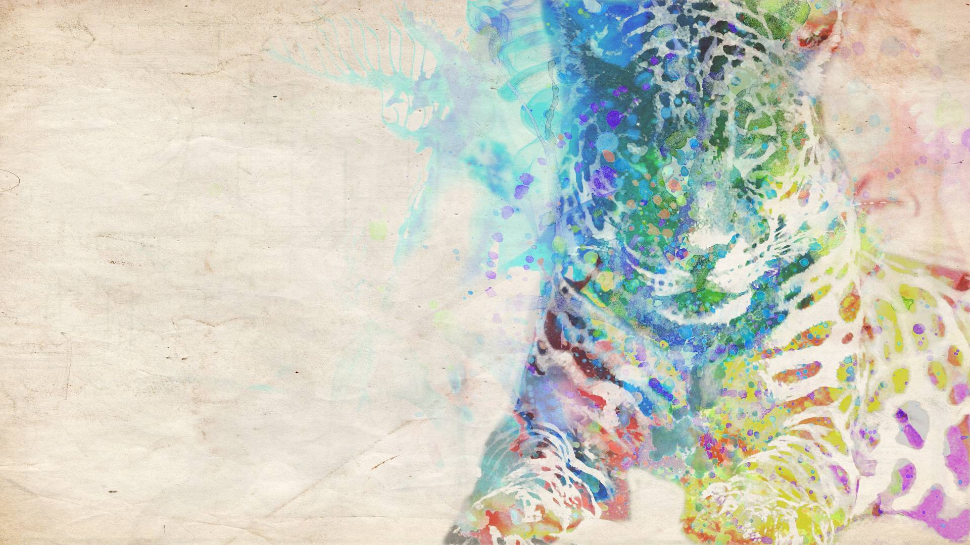 Watercolor Animals Abstract Wallpapers Top Free Watercolor Animals Abstract Backgrounds Wallpaperaccess