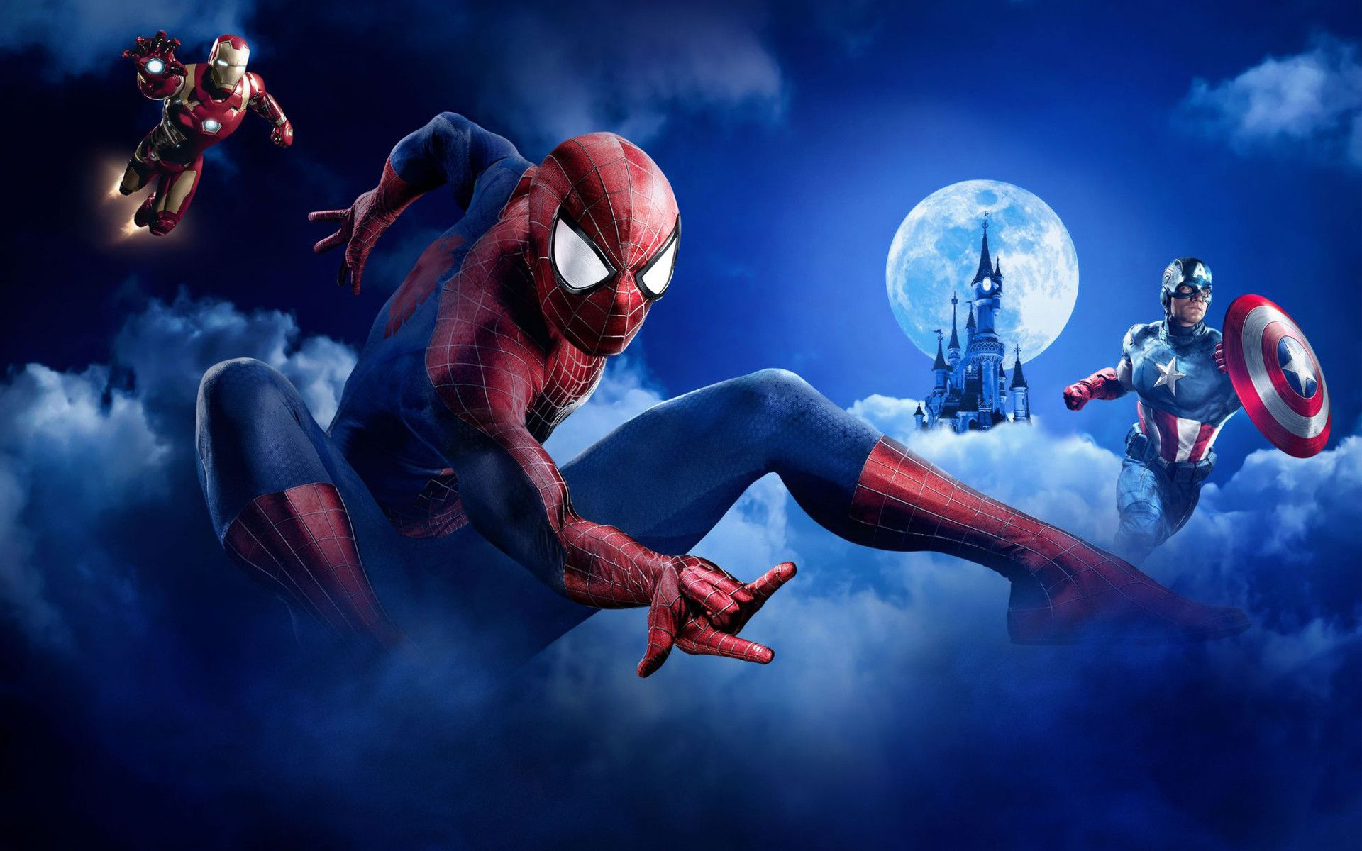 Superheroes Wallpapers Top Free Superheroes Backgrounds Wallpaperaccess