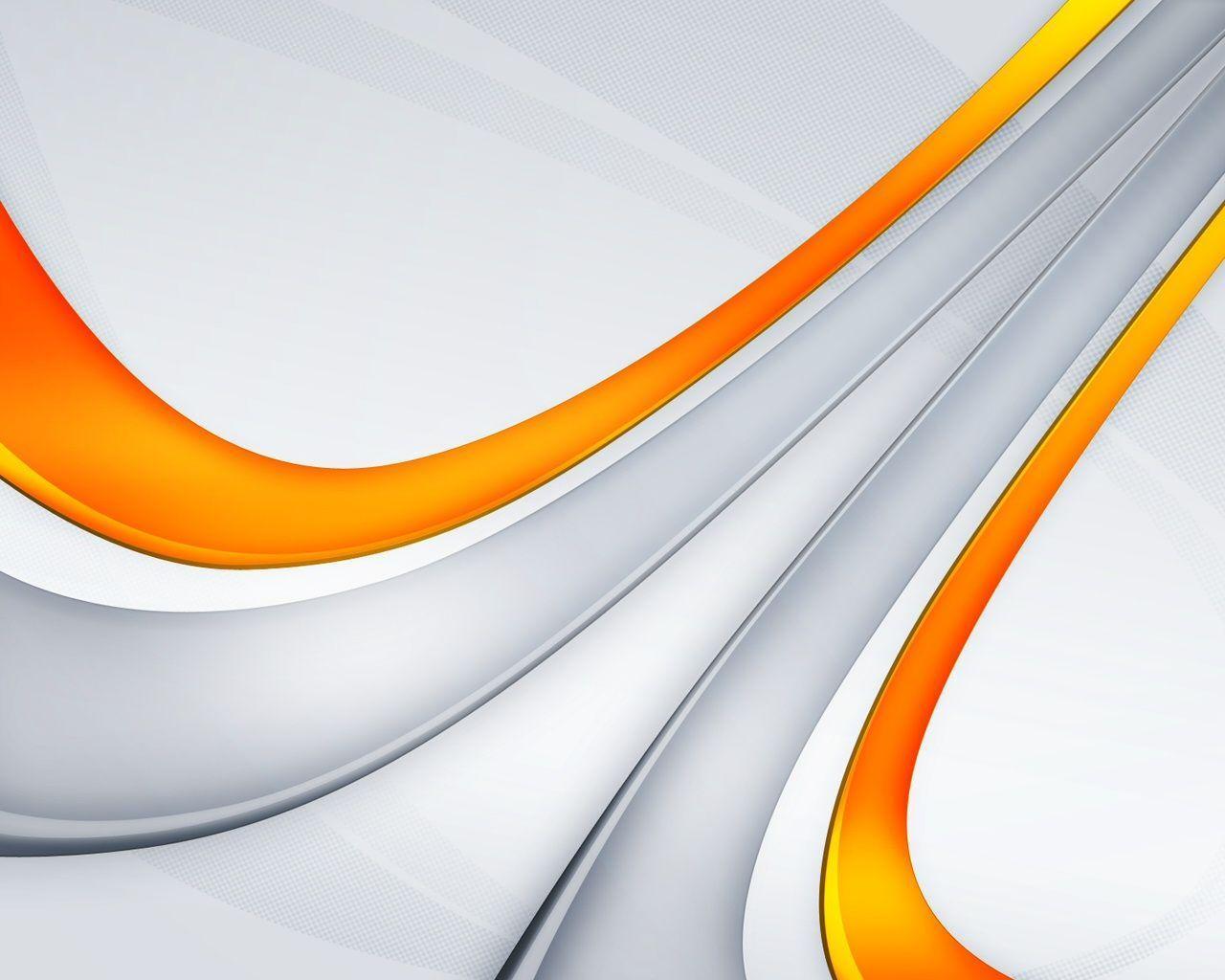 Orange Abstract Desktop Wallpapers Top Free Orange