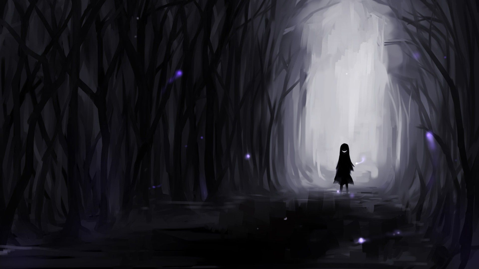 Scary Anime Horror Wallpapers Top Free Scary Anime Horror Backgrounds Wallpaperaccess