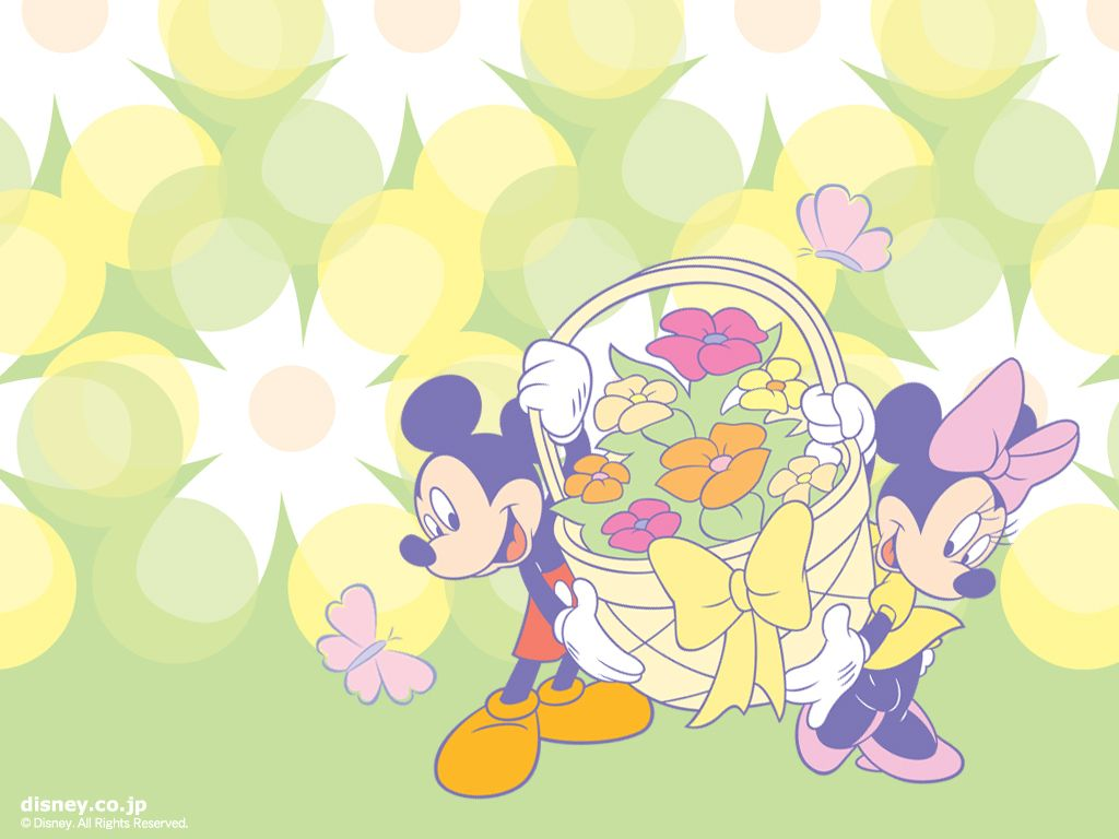 Disney Easter Wallpapers Top Free Disney Easter Backgrounds Wallpaperaccess