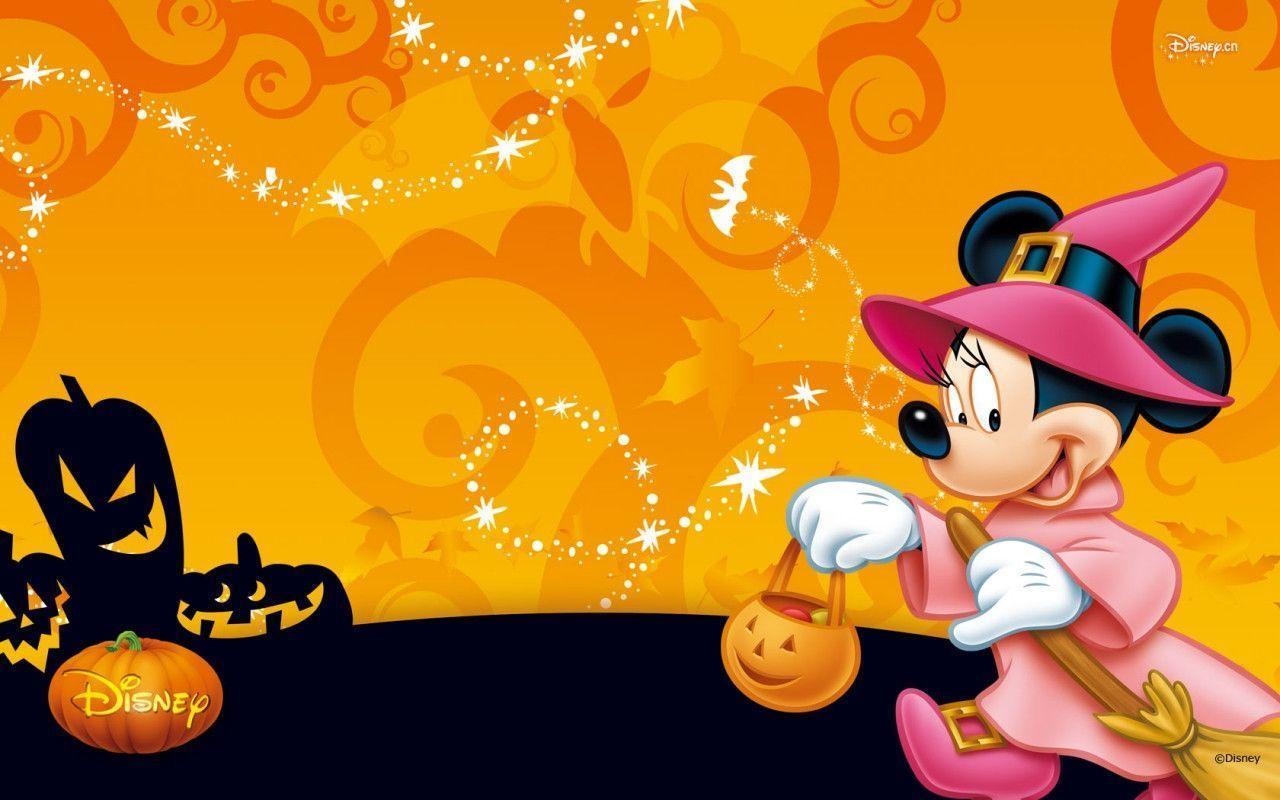 Disney Halloween Desktop Wallpapers Top Free Disney Halloween Desktop Backgrounds Wallpaperaccess