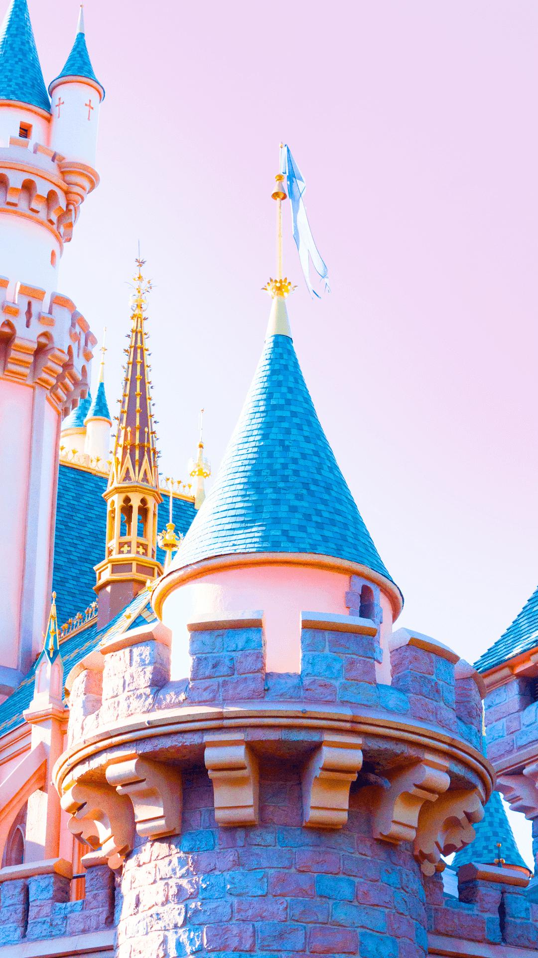 Disneyland Iphone Wallpapers Top Free Disneyland Iphone Backgrounds Wallpaperaccess