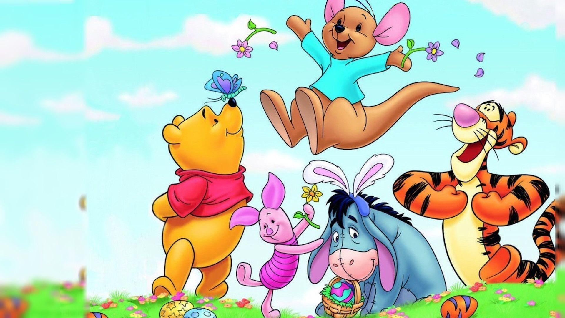 Winnie The Pooh Desktop Wallpapers Top Free Winnie The Pooh