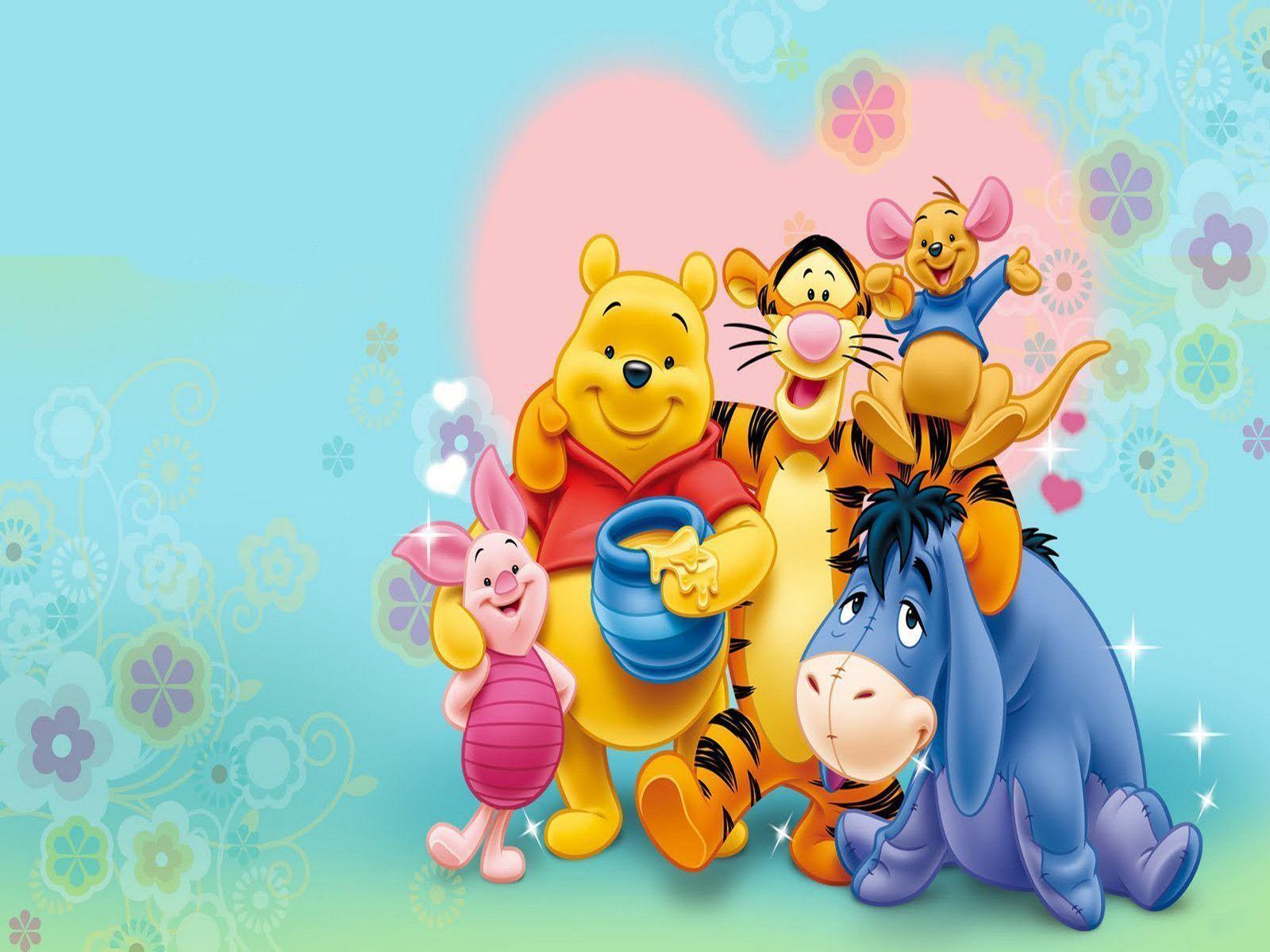 Winnie The Pooh Desktop Wallpapers Top Free Winnie The