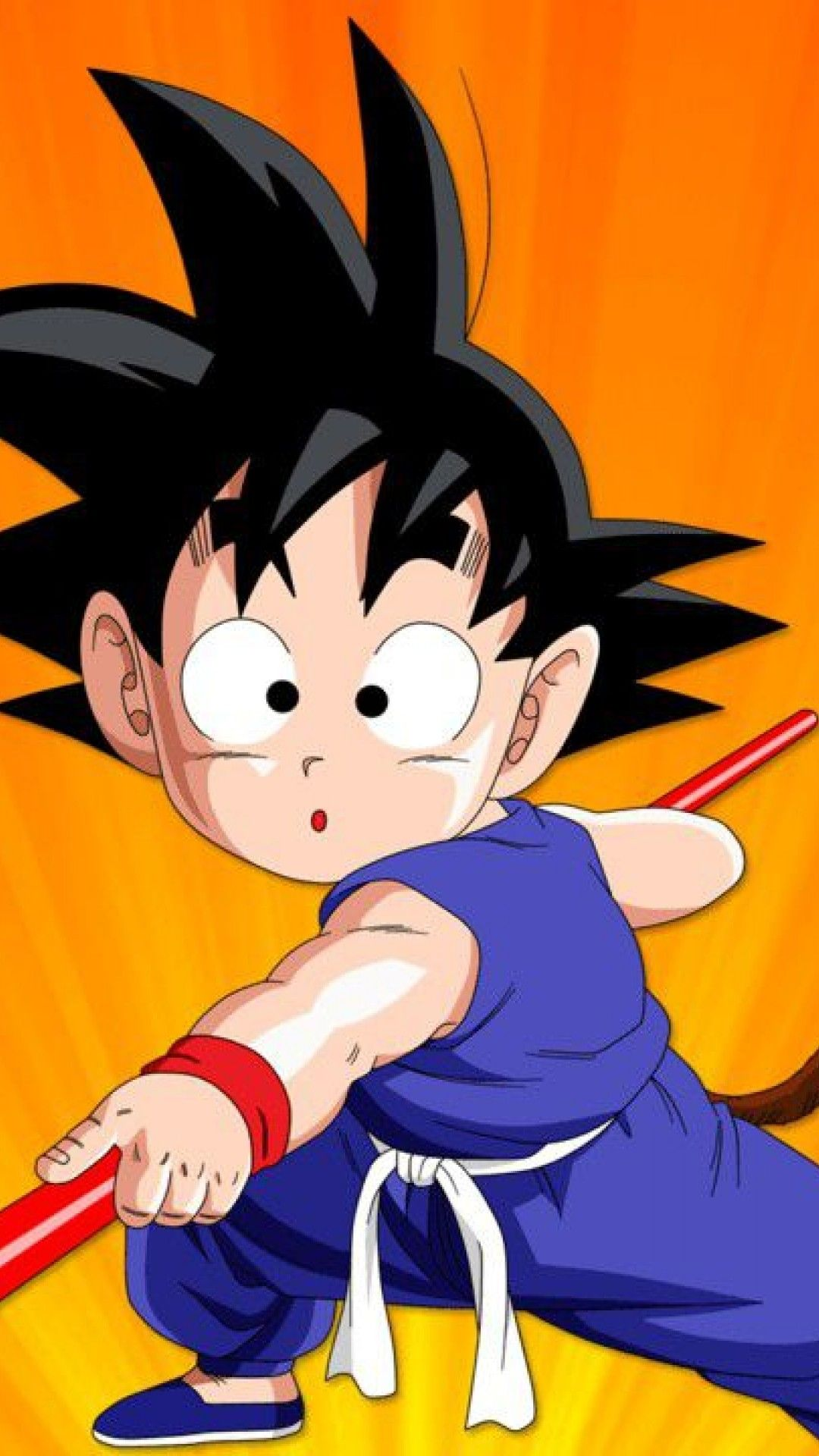Young Goku Wallpapers Top Free Young Goku Backgrounds
