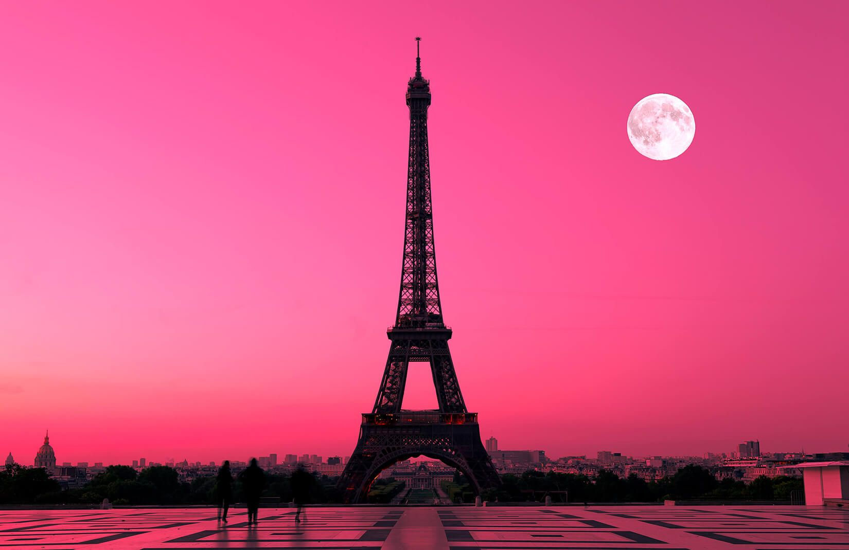 Pink Paris Wallpapers Top Free Pink Paris Backgrounds Wallpaperaccess