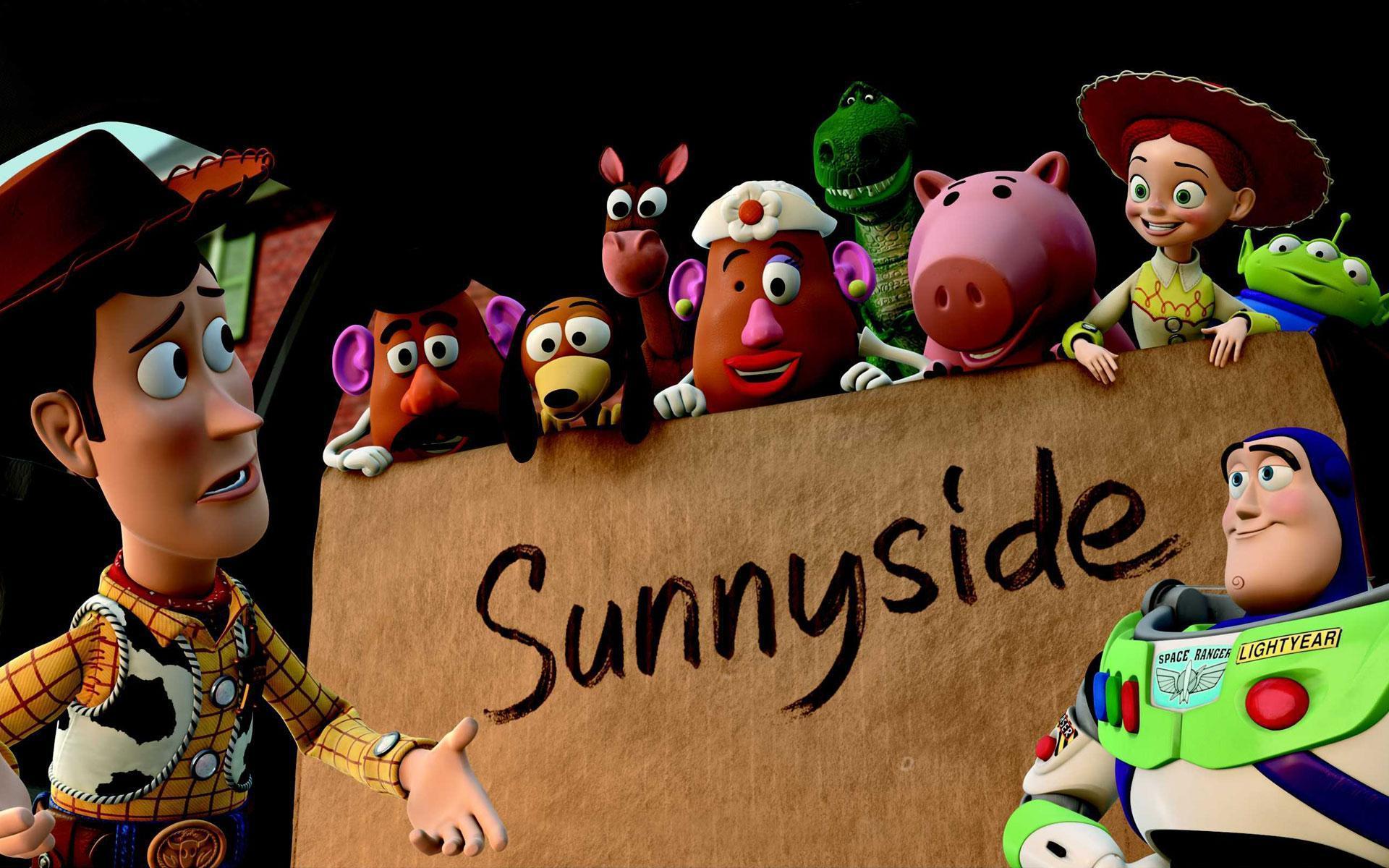 Toy Story Desktop Wallpapers Top Free Toy Story Desktop