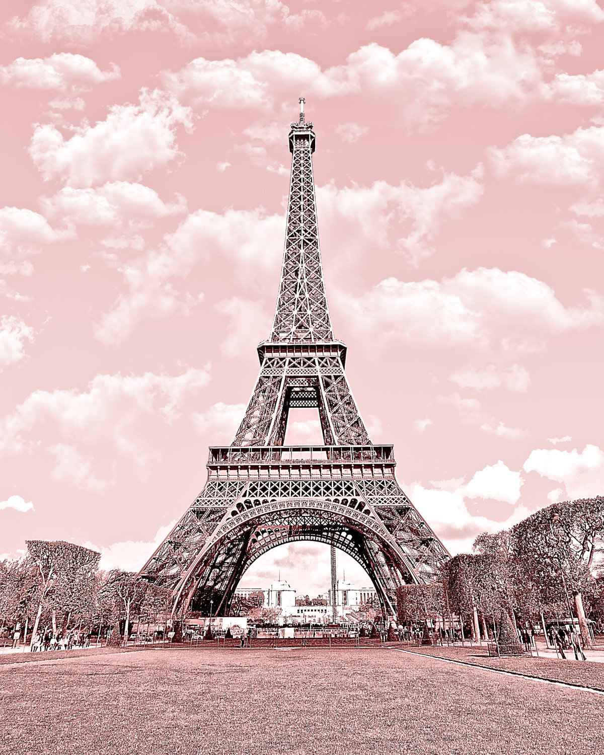 Pink Paris Wallpapers Top Free Pink Paris Backgrounds