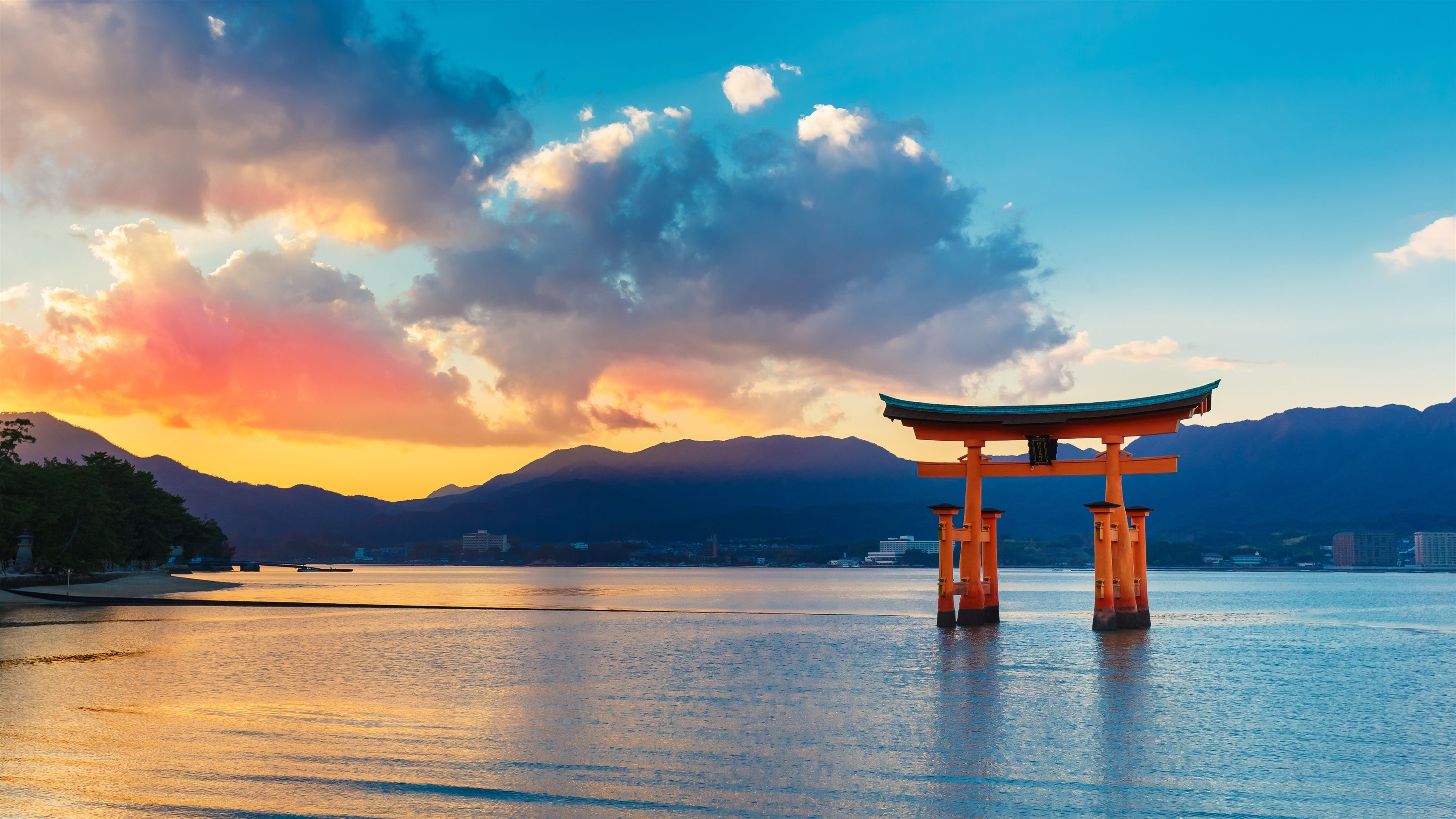 Torii Gate 4k Wallpapers Top Free Torii Gate 4k Backgrounds