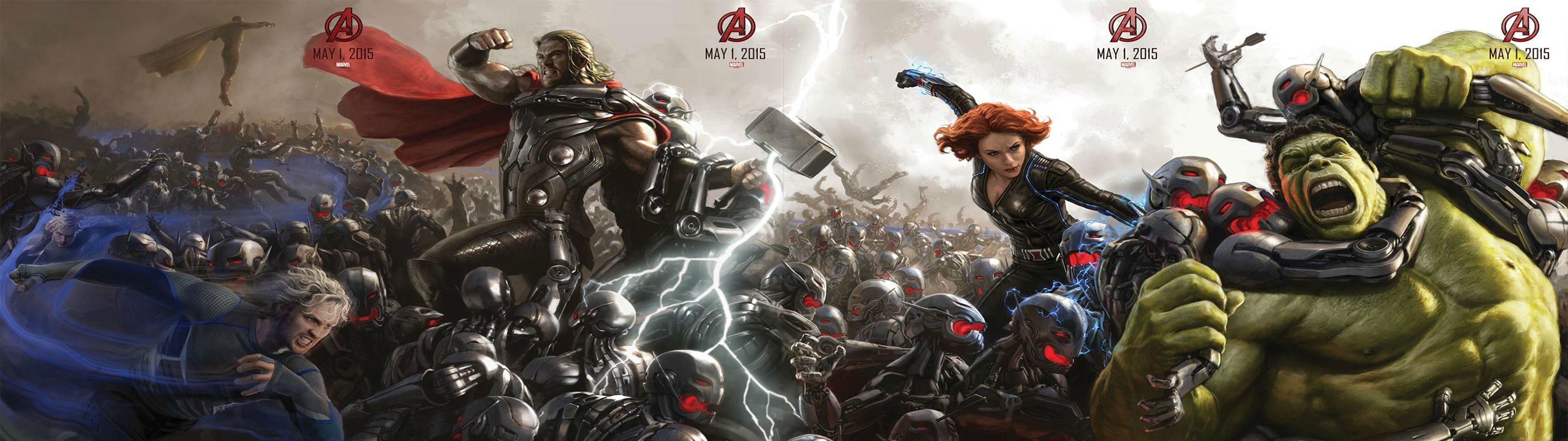 Avengers Dual Screen Wallpapers Top Free Avengers Dual Screen