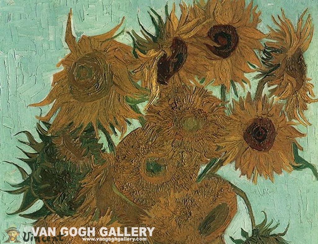 Van Gogh Sunflowers Wallpapers - Top Free Van Gogh ...