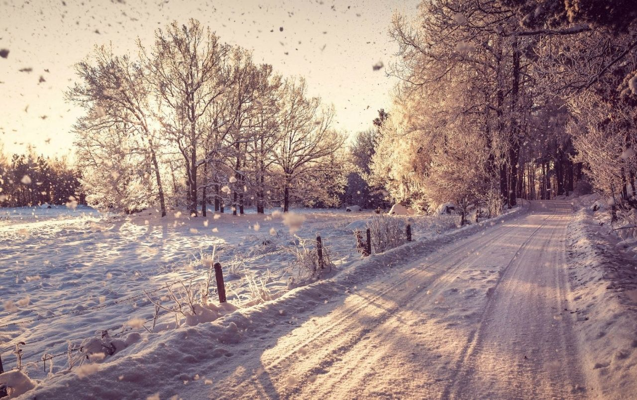 Country Winter Wallpapers - Top Free