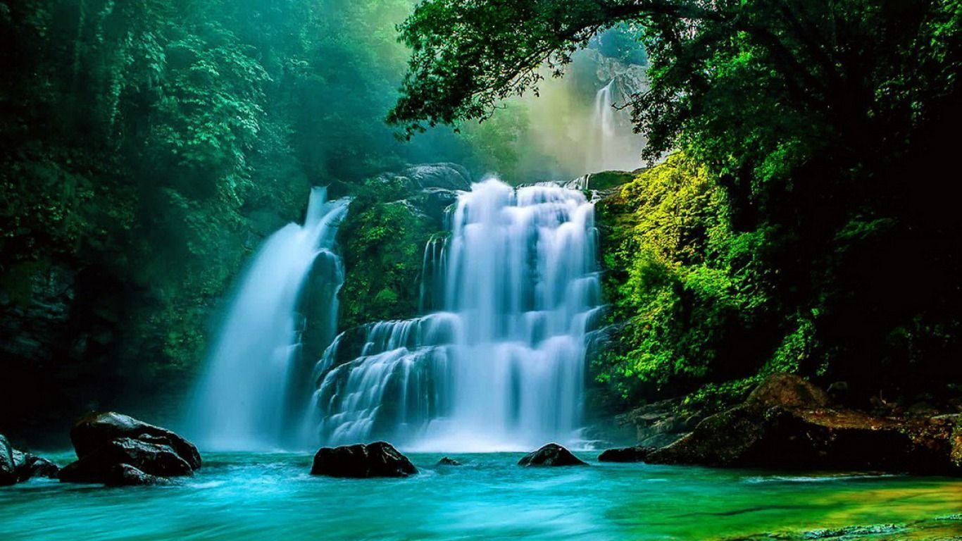 Waterfall Desktop Wallpapers - Top Free