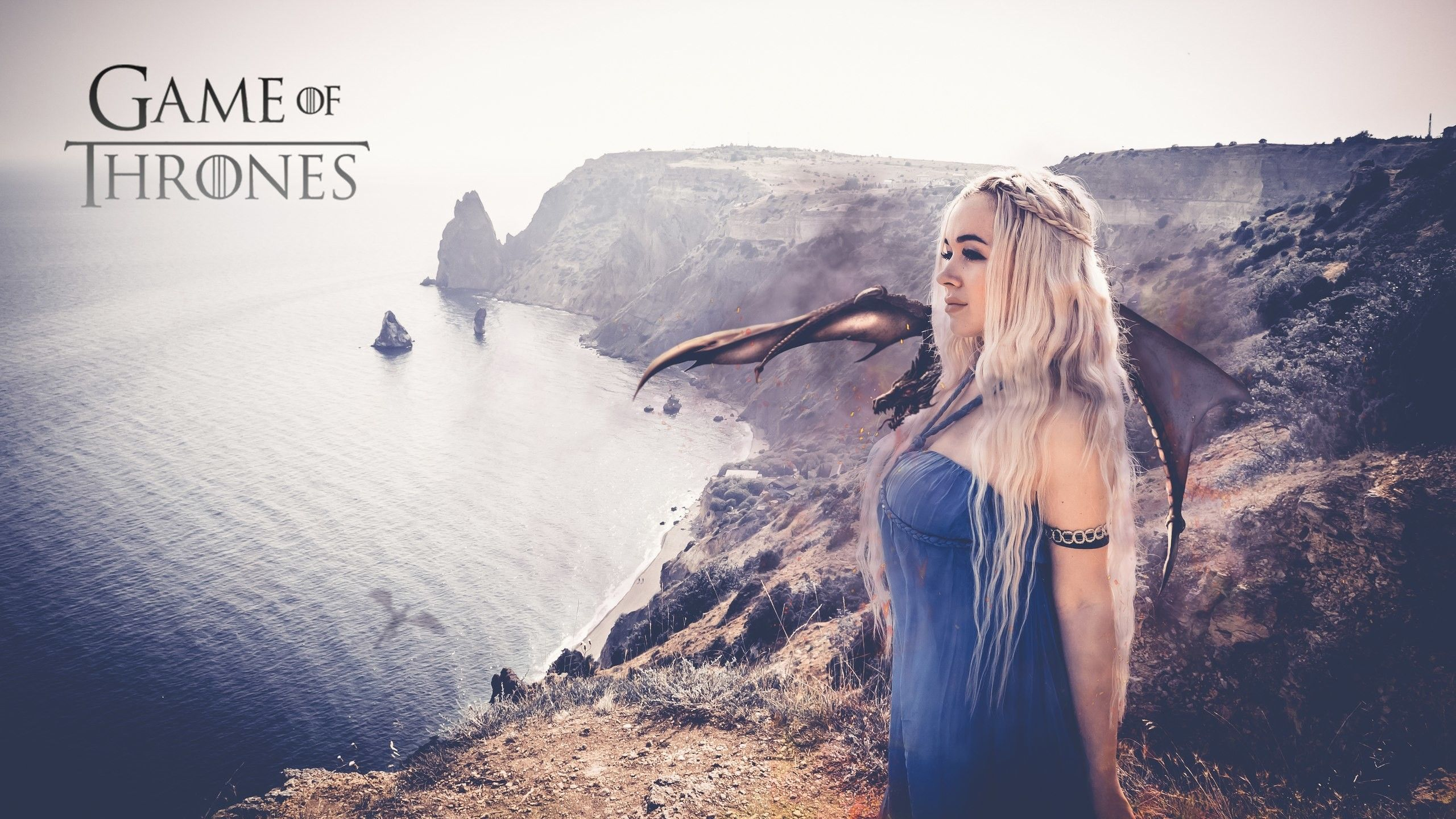 Game Of Thrones Khaleesi Wallpapers Top Free Game Of Thrones