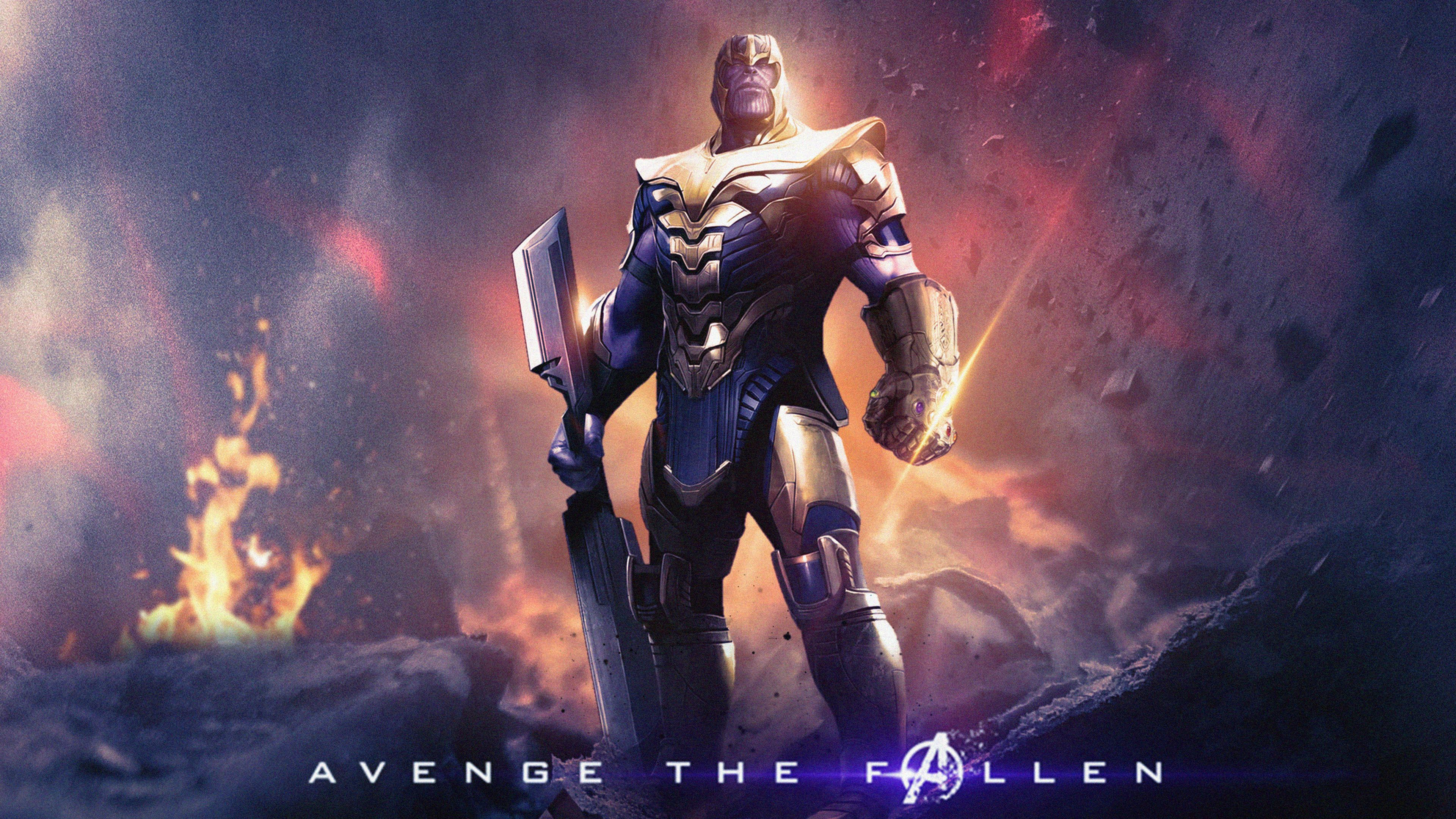 Thanos Desktop Wallpapers Top Free Thanos Desktop Backgrounds Wallpaperaccess
