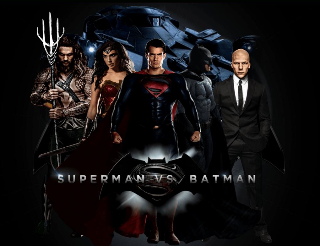 Batman Vs Superman Desktop Wallpapers Top Free Batman Vs