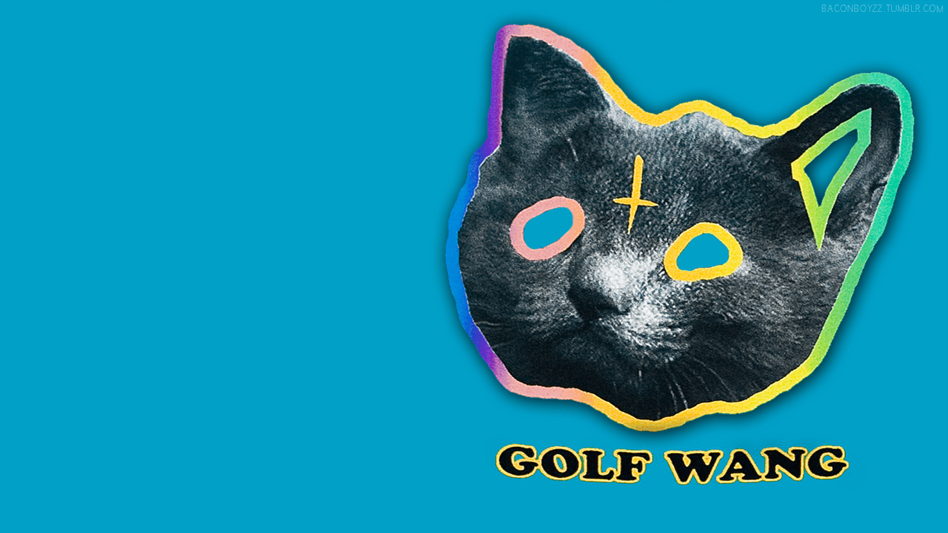 Golf Wang Cat Wallpapers Top Free Golf Wang Cat Backgrounds Wallpaperaccess
