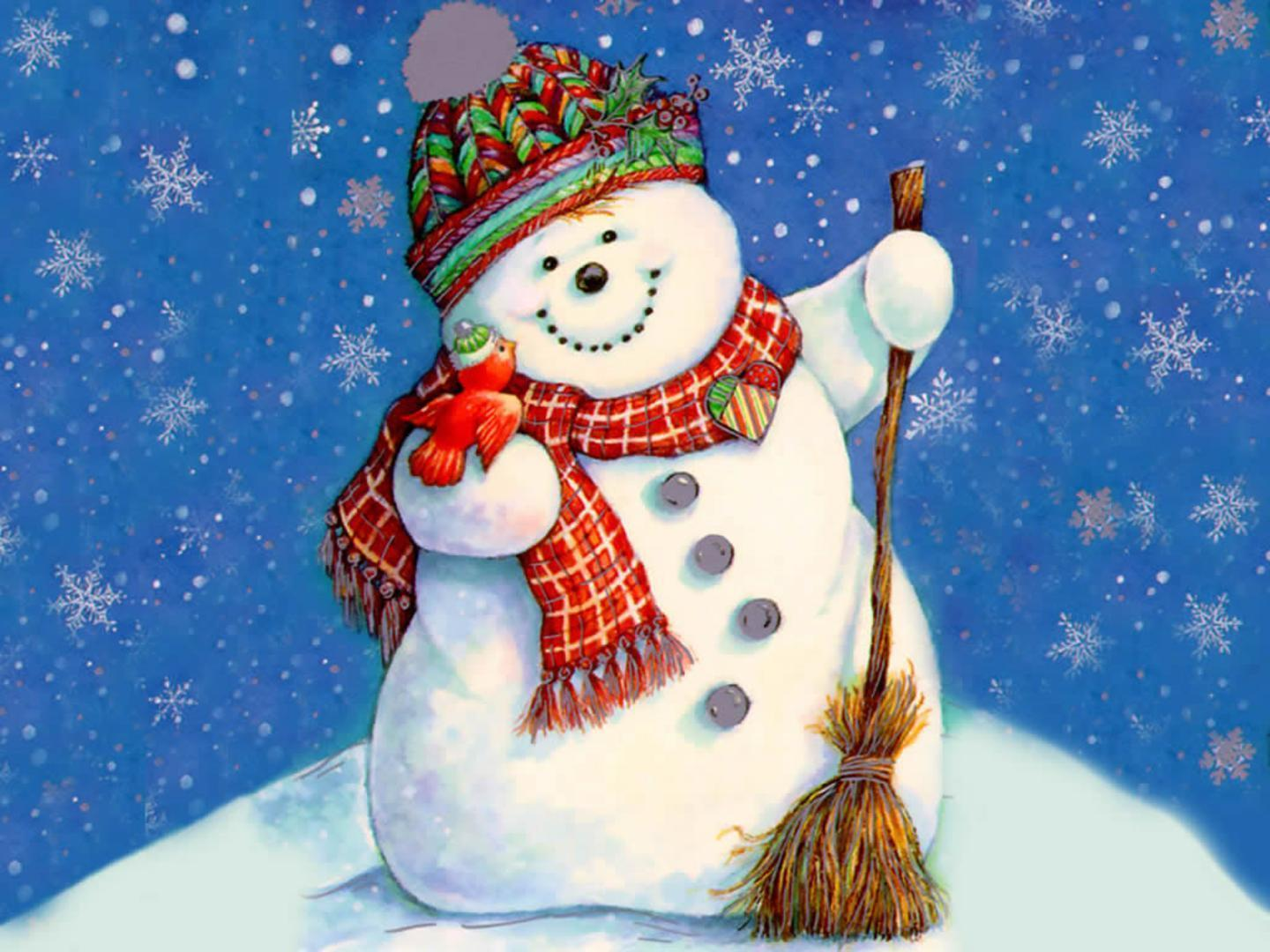 Snowman Wallpapers Top Free Snowman Backgrounds