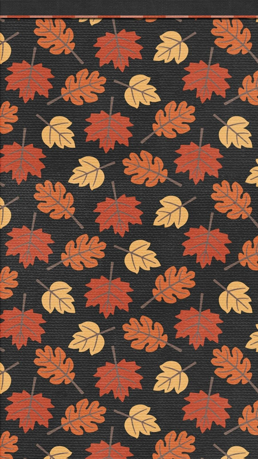 Cute Fall Pattern Wallpapers - Top Free