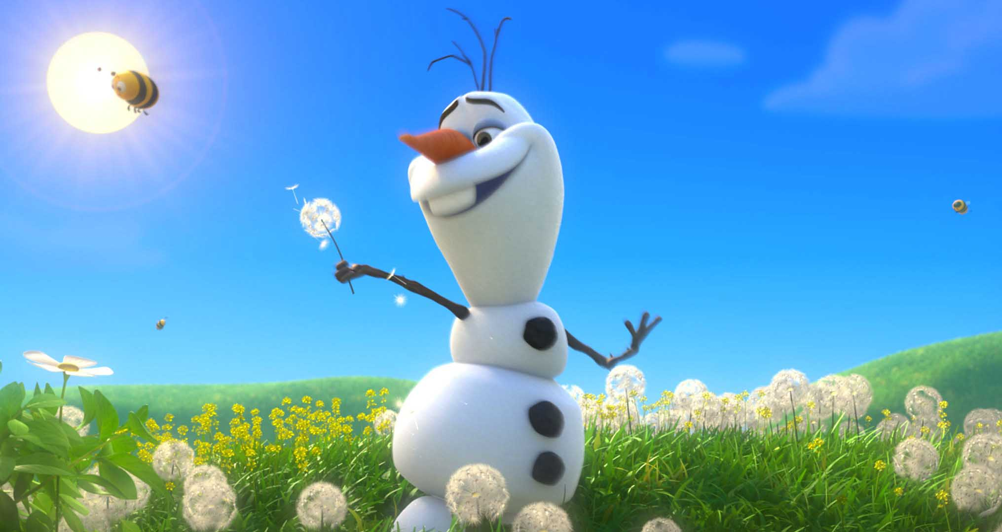 Olaf Wallpapers Top Free Olaf Backgrounds Wallpaperaccess