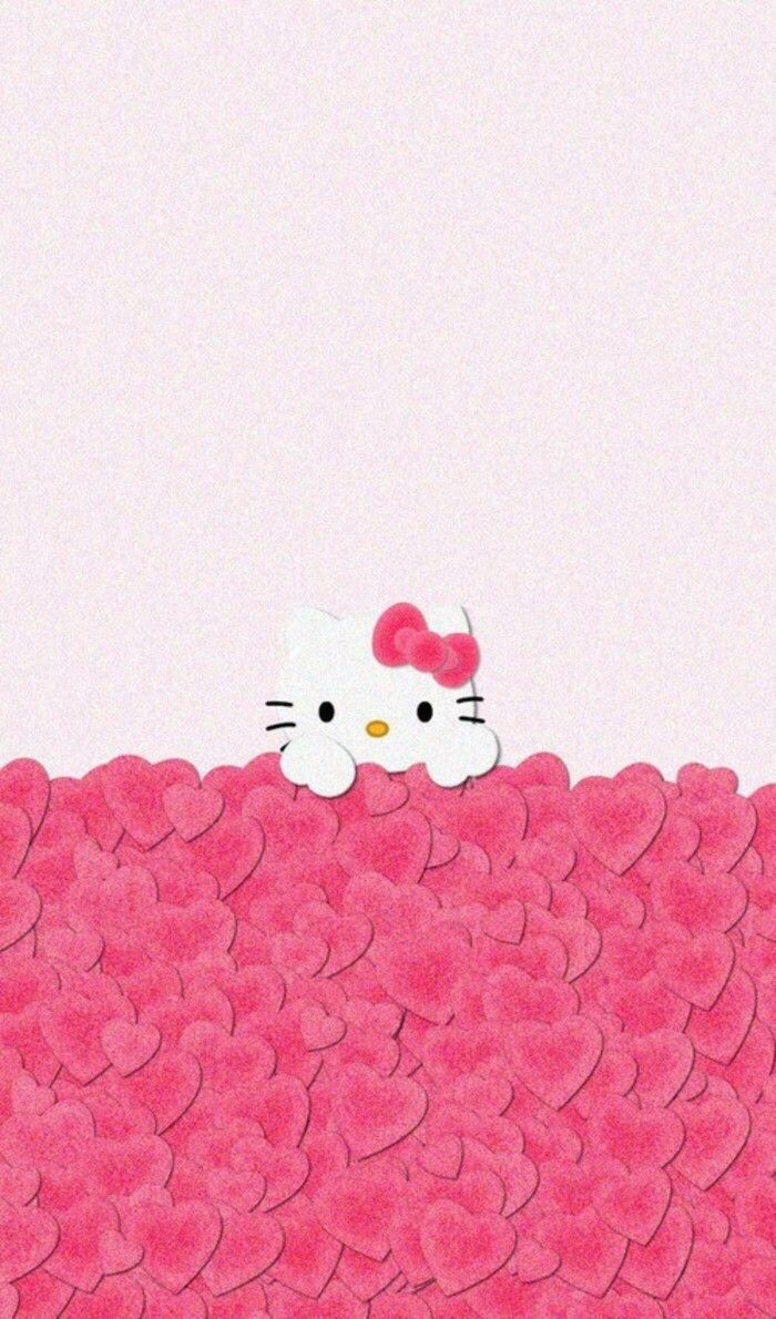 700x1190 Hello Kitty Valentines Wallpaper (30 + Background Picture)
