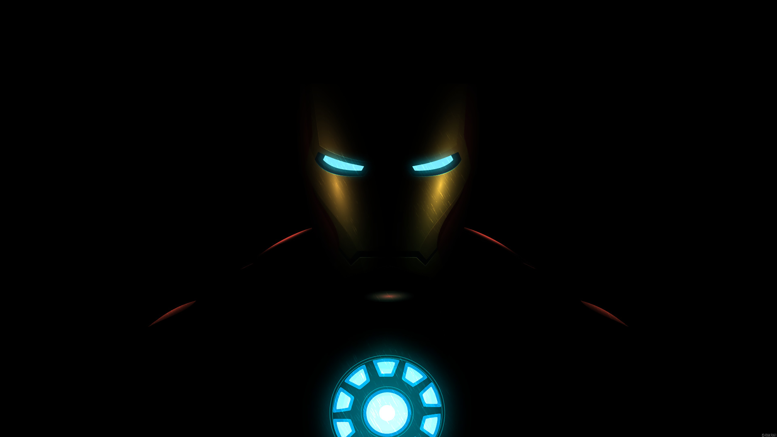 Iron Man Black Desktop Wallpapers - Top