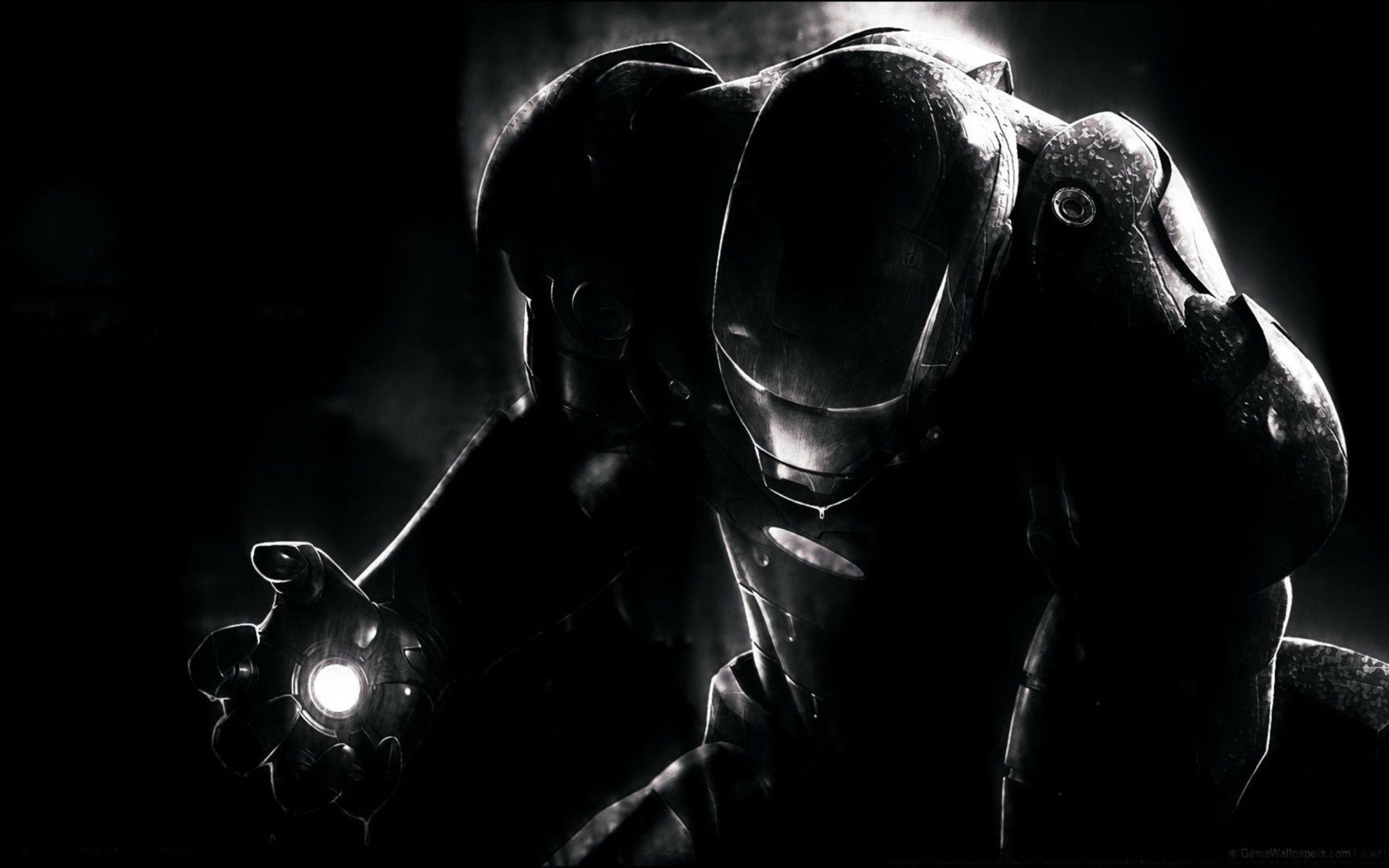 Iron Man Black Desktop Wallpapers Top Free Iron Man Black