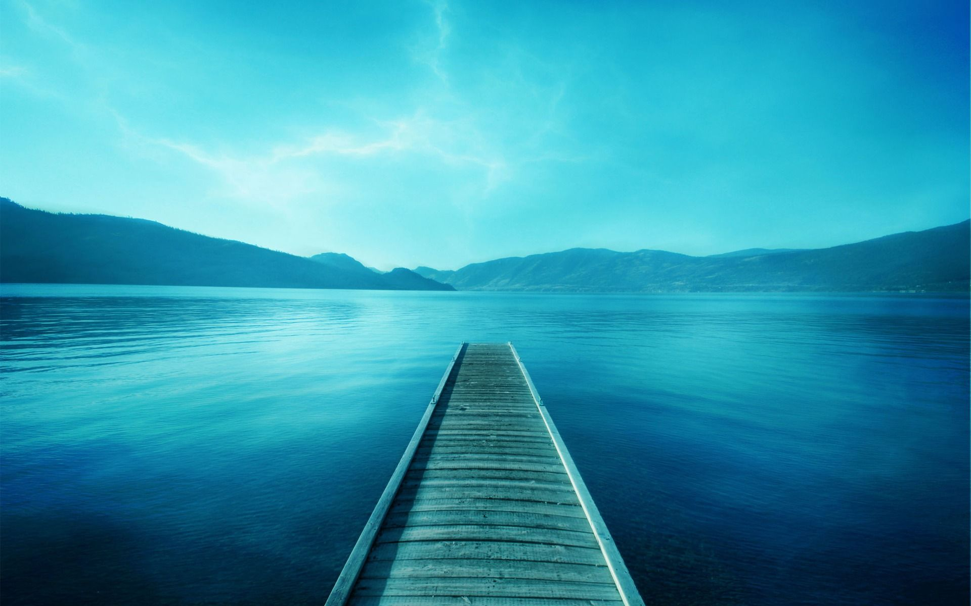 Blue Nature Wallpapers - Top Free Blue Nature Backgrounds