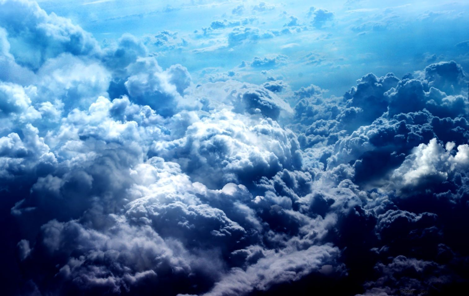Blue Cloud Wallpapers Top Free Blue Cloud Backgrounds