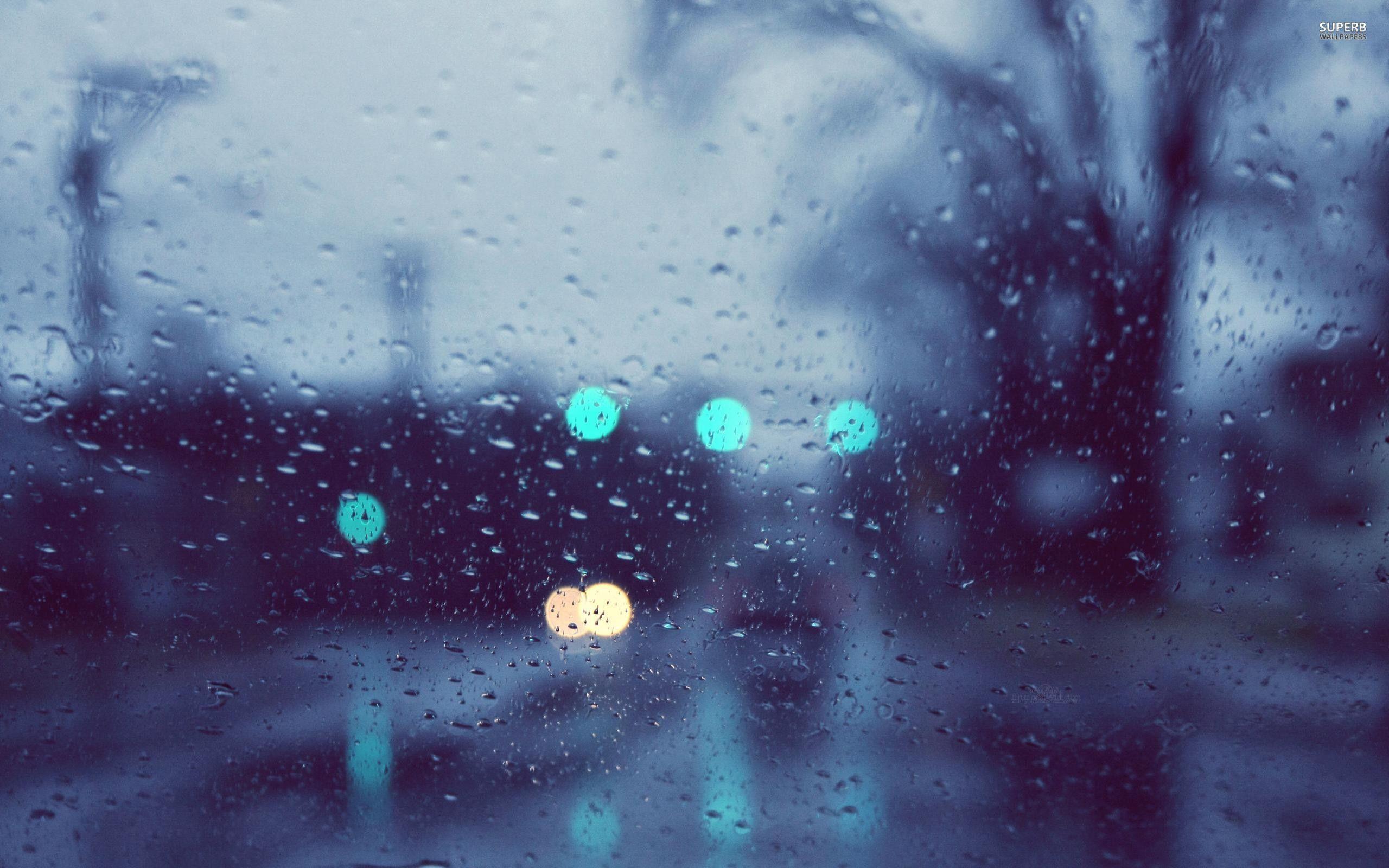 Aesthetic Rain Wallpapers - Top Free