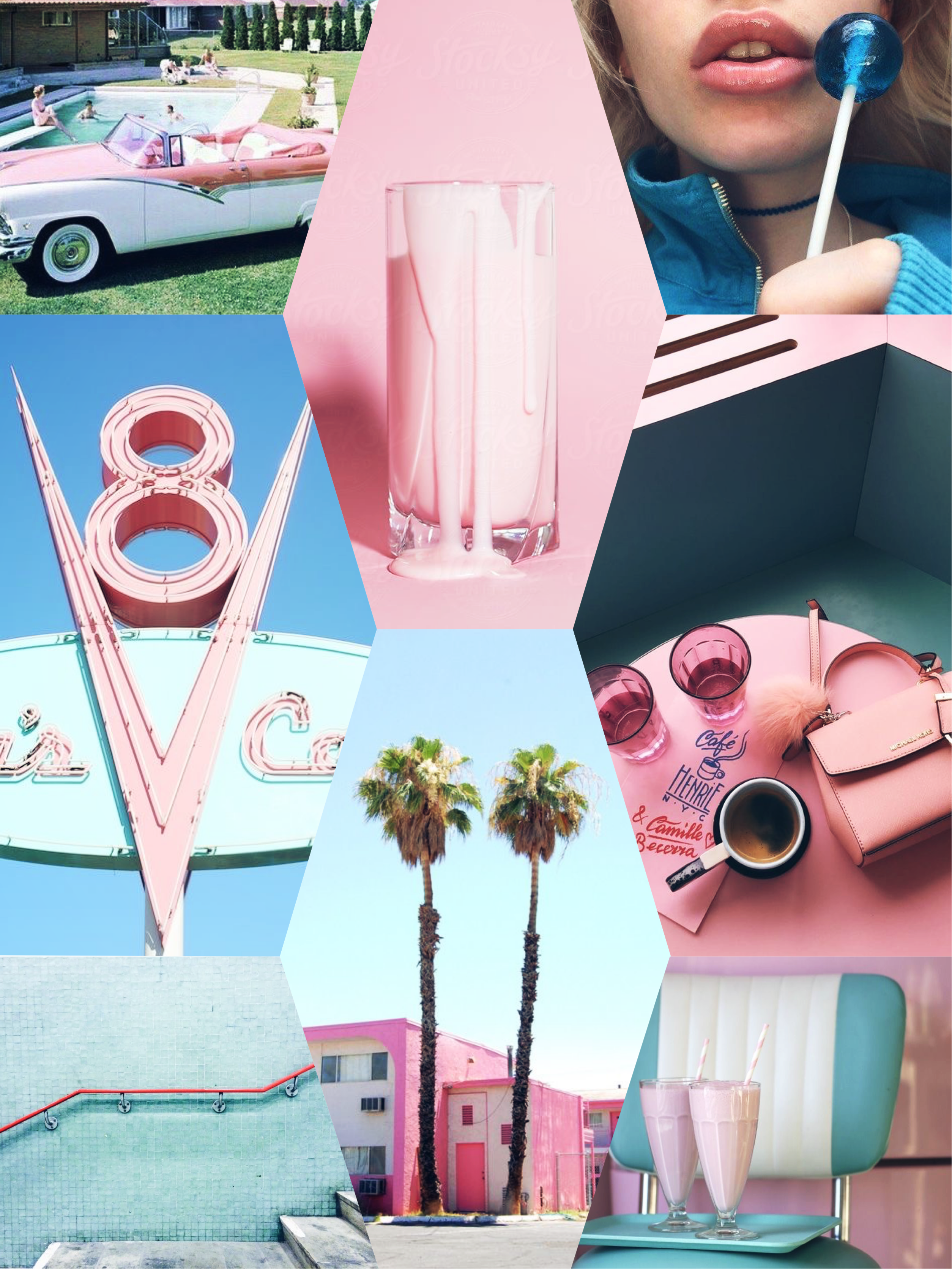 50s Aesthetic Wallpapers Top Free 50s Aesthetic Backgrounds