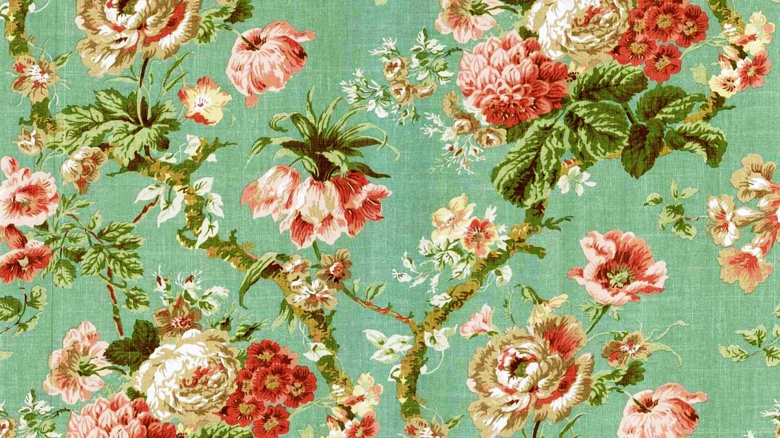 Vintage Floral Desktop Wallpapers Top Free Vintage Floral