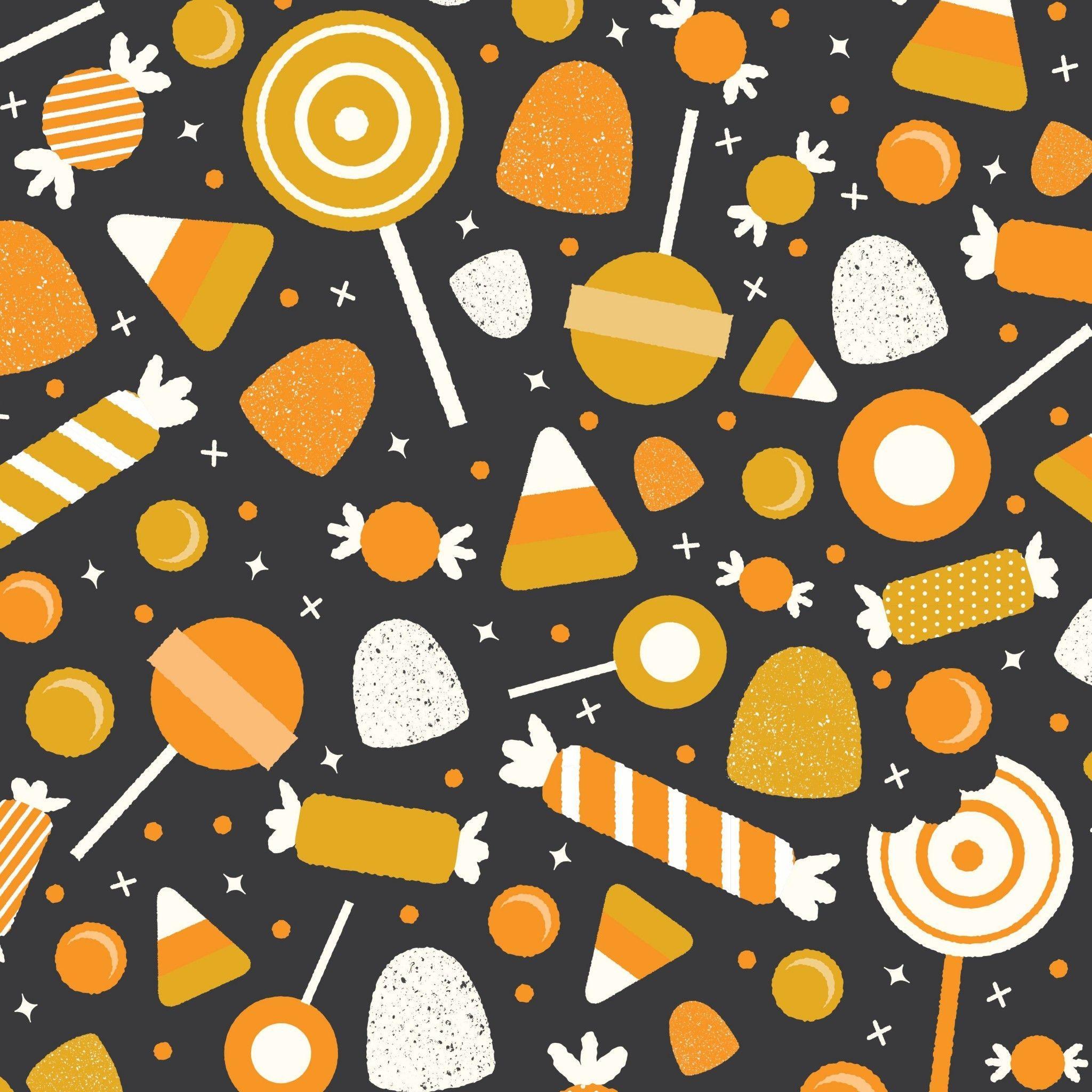 Cute Halloween Backgrounds.Cute Halloween Candy Wallpapers Top Free Cute Halloween Candy Backgrounds Wallpaperaccess