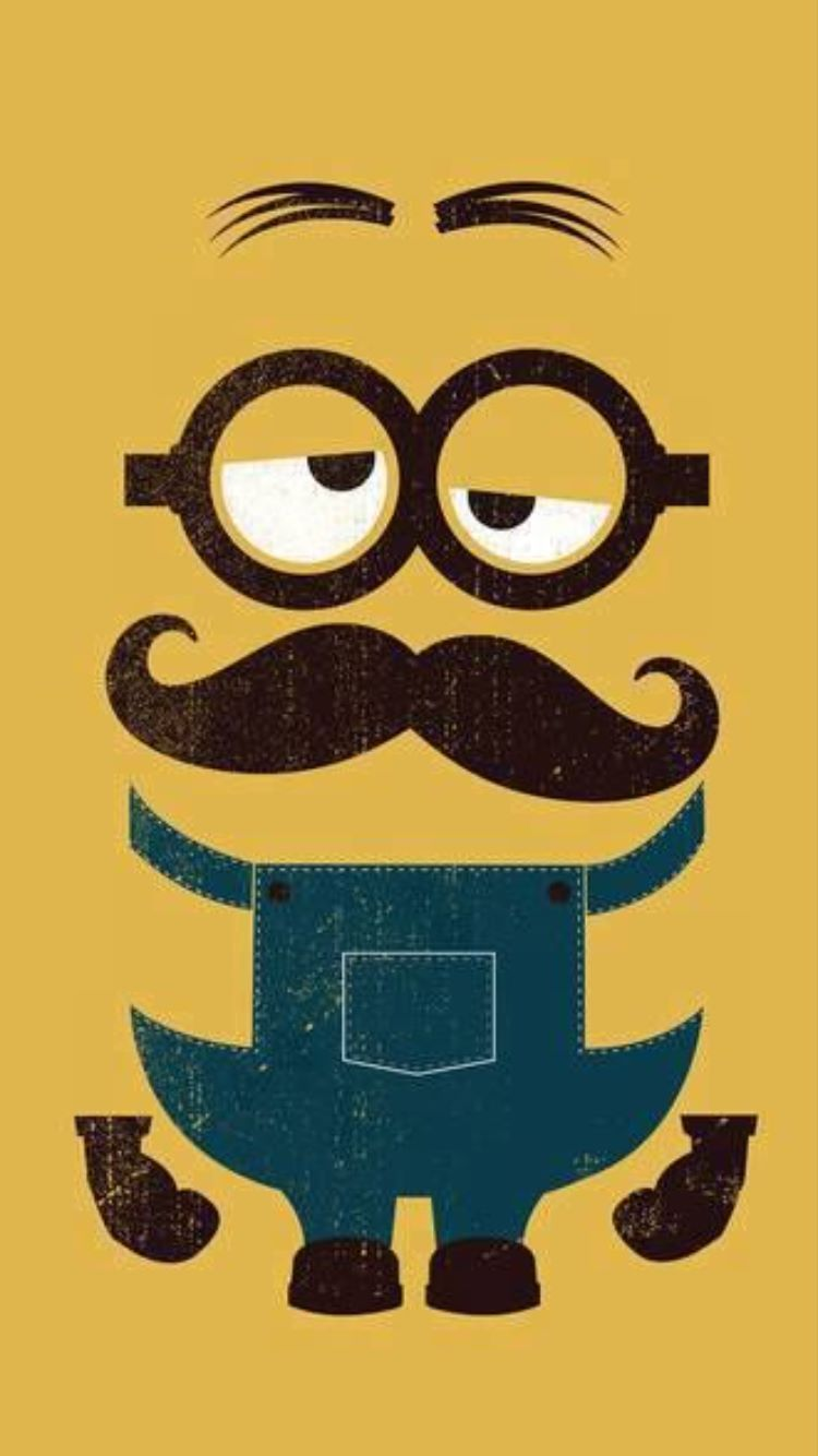 Mustache iPhone Wallpapers - Top Free