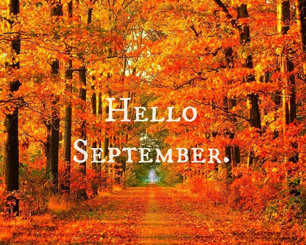 Hello September Wallpapers Top Free Hello September Backgrounds Wallpaperaccess