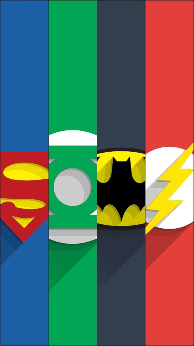 43 Best Free Superhero Logo Iphone Wallpapers Wallpaperaccess