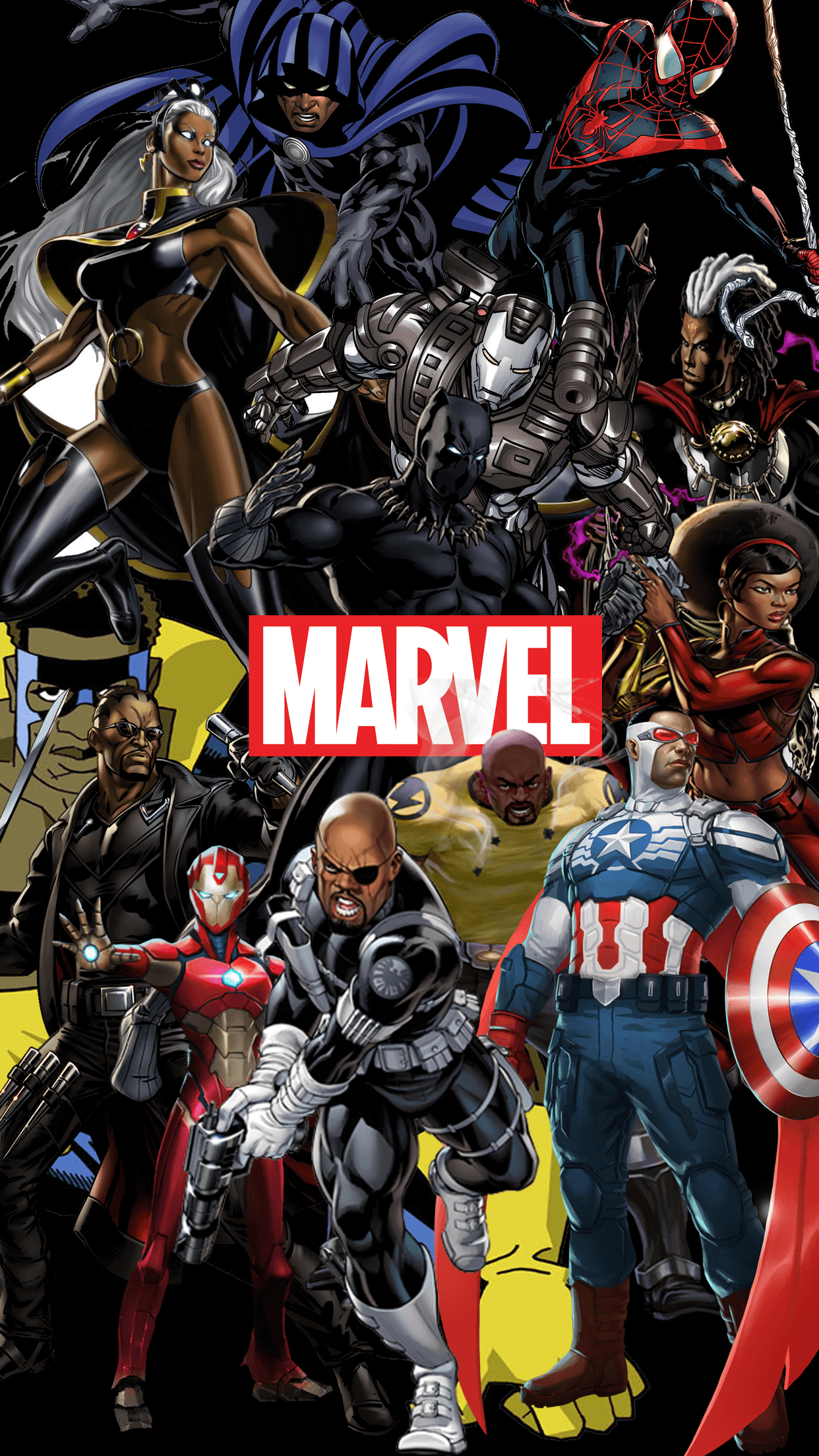 Marvel Iphone Wallpapers Top Free Marvel Iphone Backgrounds Wallpaperaccess
