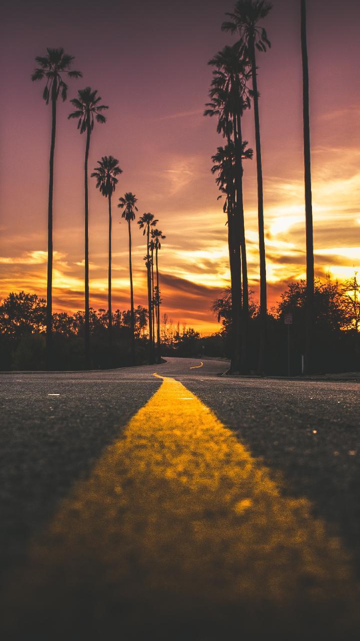 California Sunset Wallpapers Top Free California Sunset