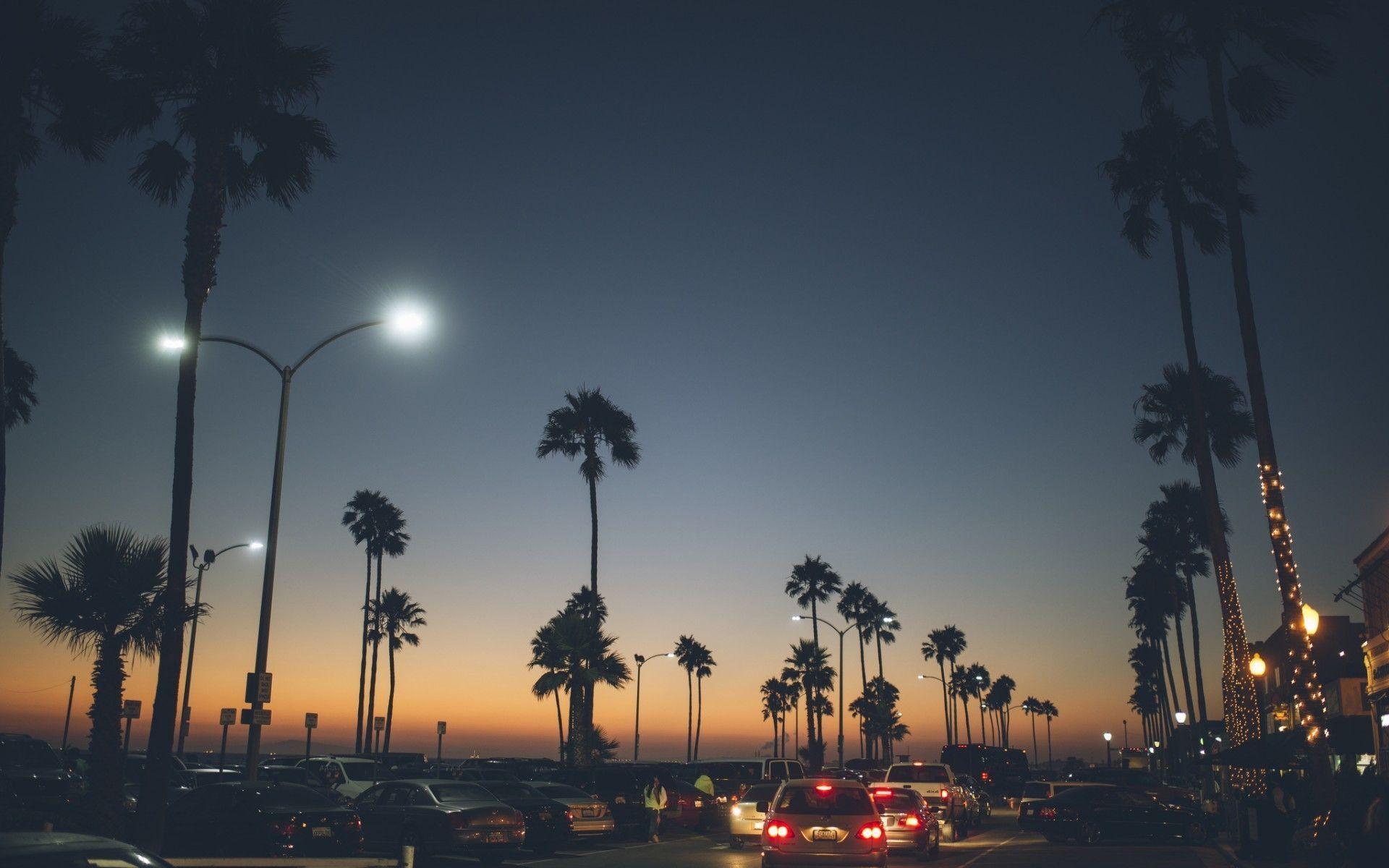California Night Wallpapers Top Free California Night